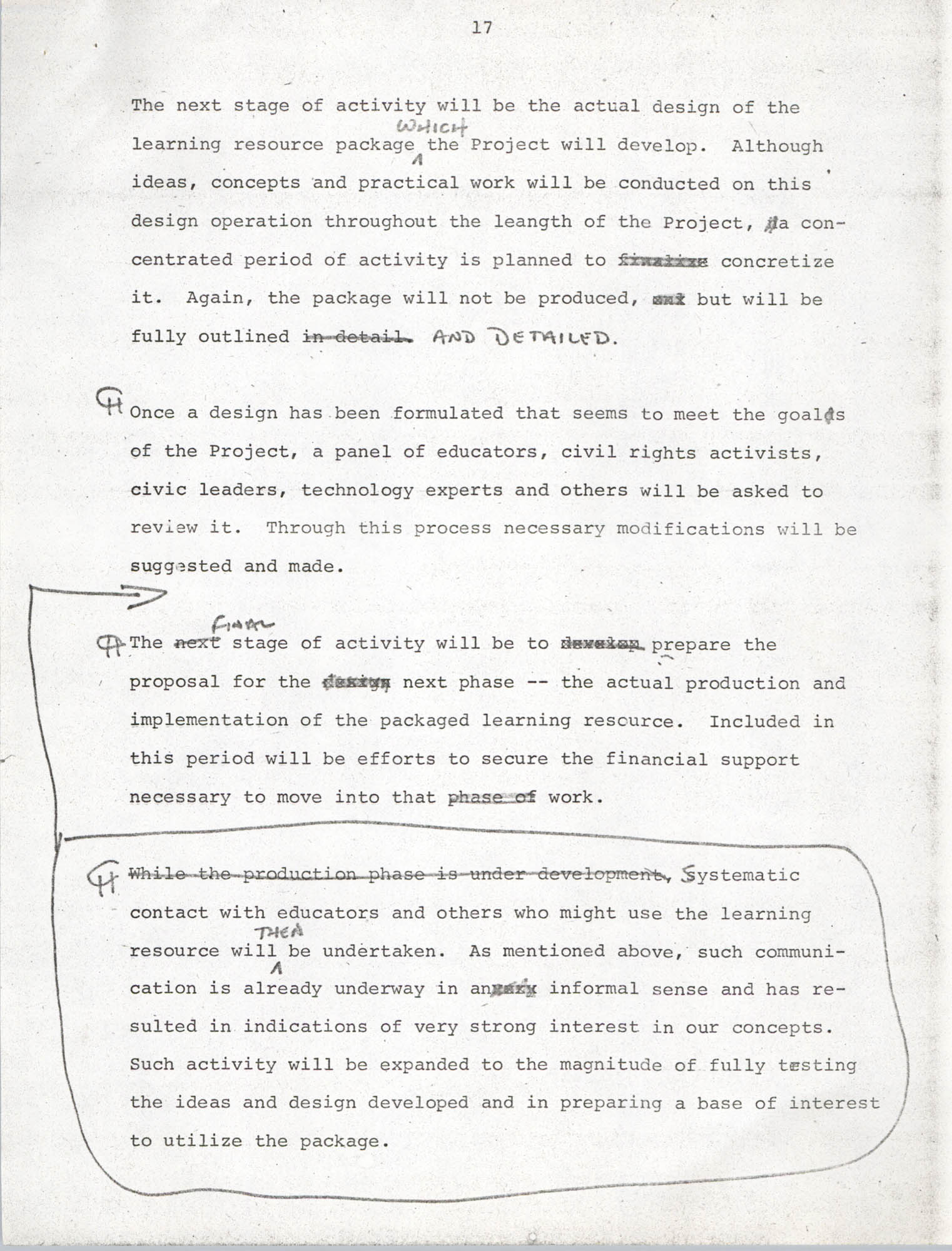 Civil Rights Multi-Media History Project Draft, Page 17