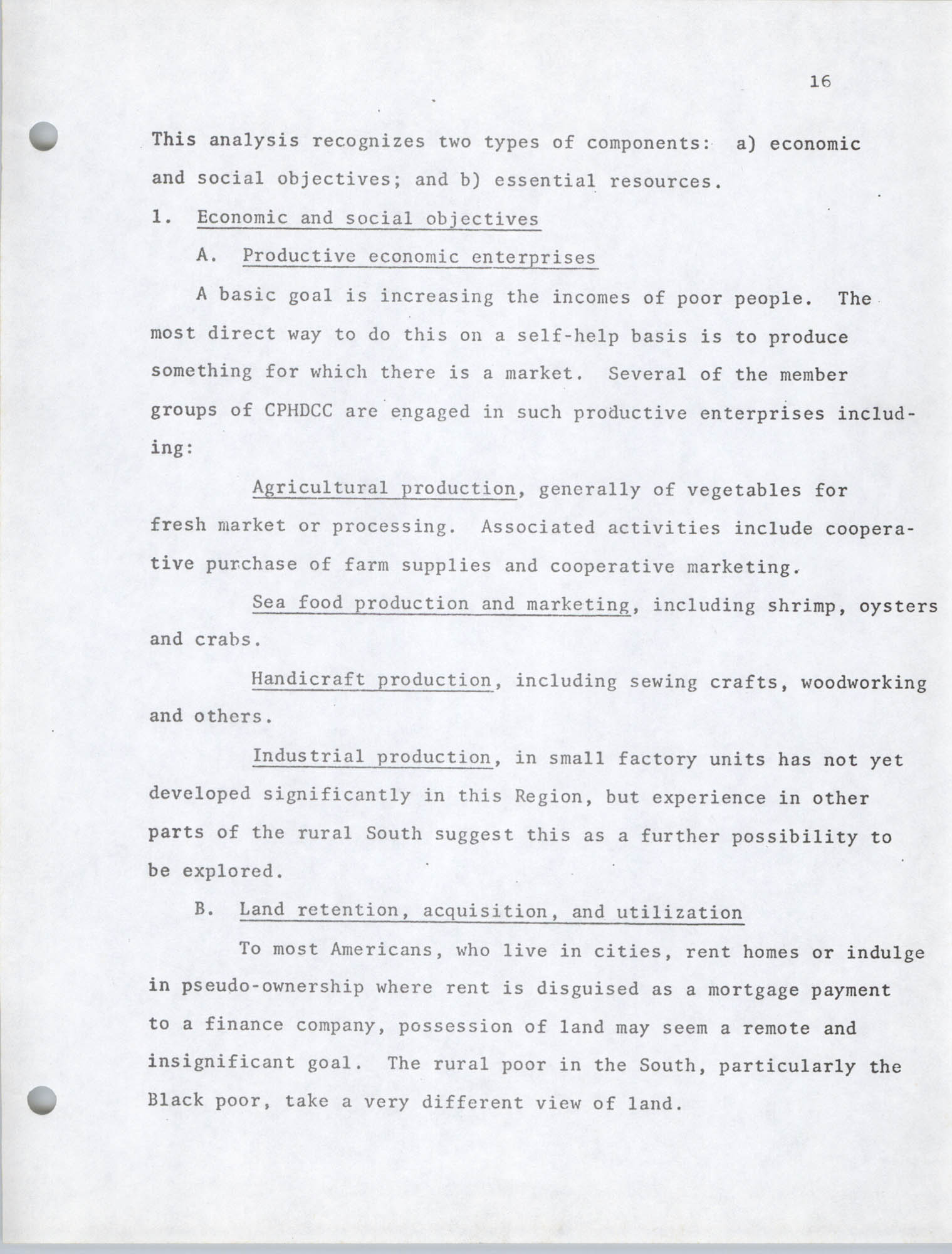Coastal Plains Human Development Coordinate Council, Page 16