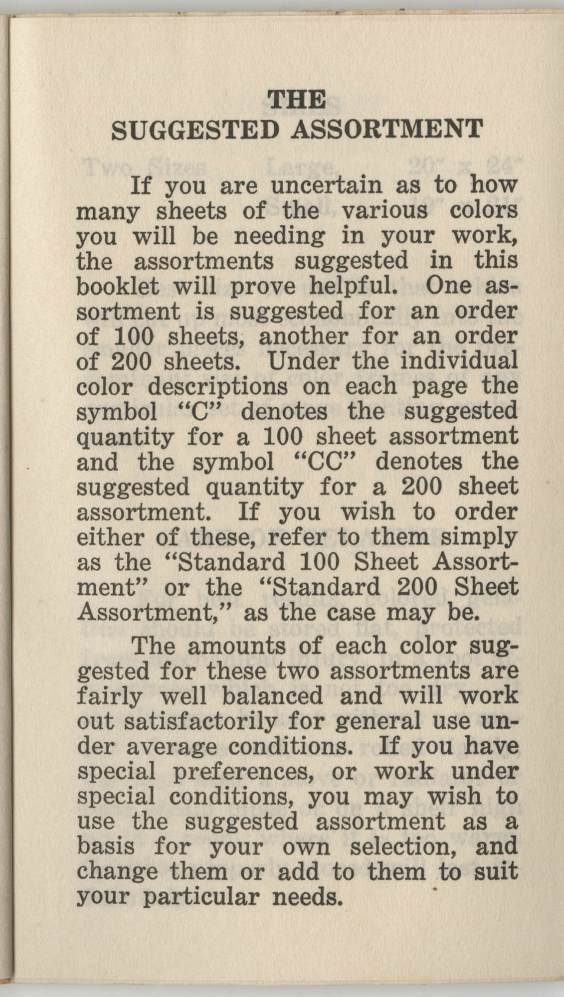 Colored Gelatine for the Theatre School and Community Playhouse, Page 2