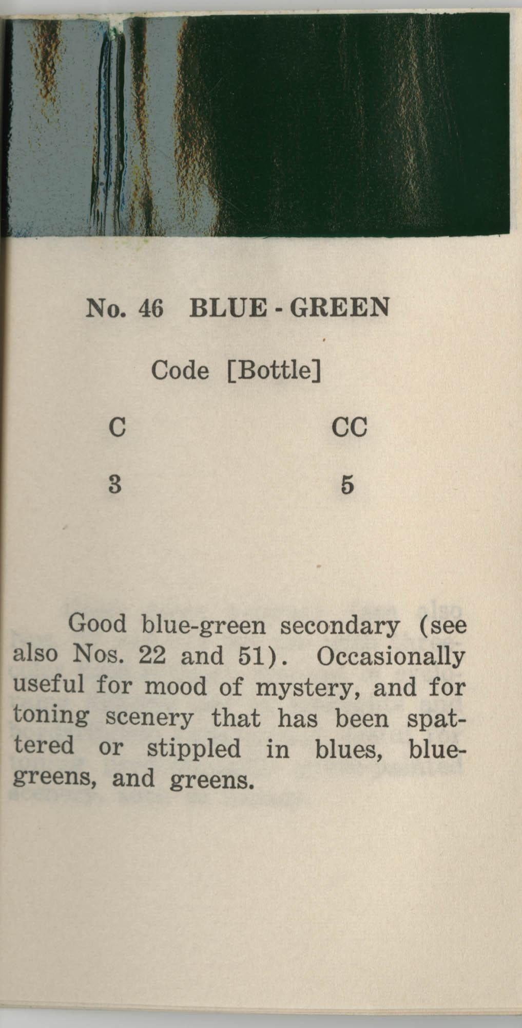 Colored Gelatine for the Theatre School and Community Playhouse, Page 19