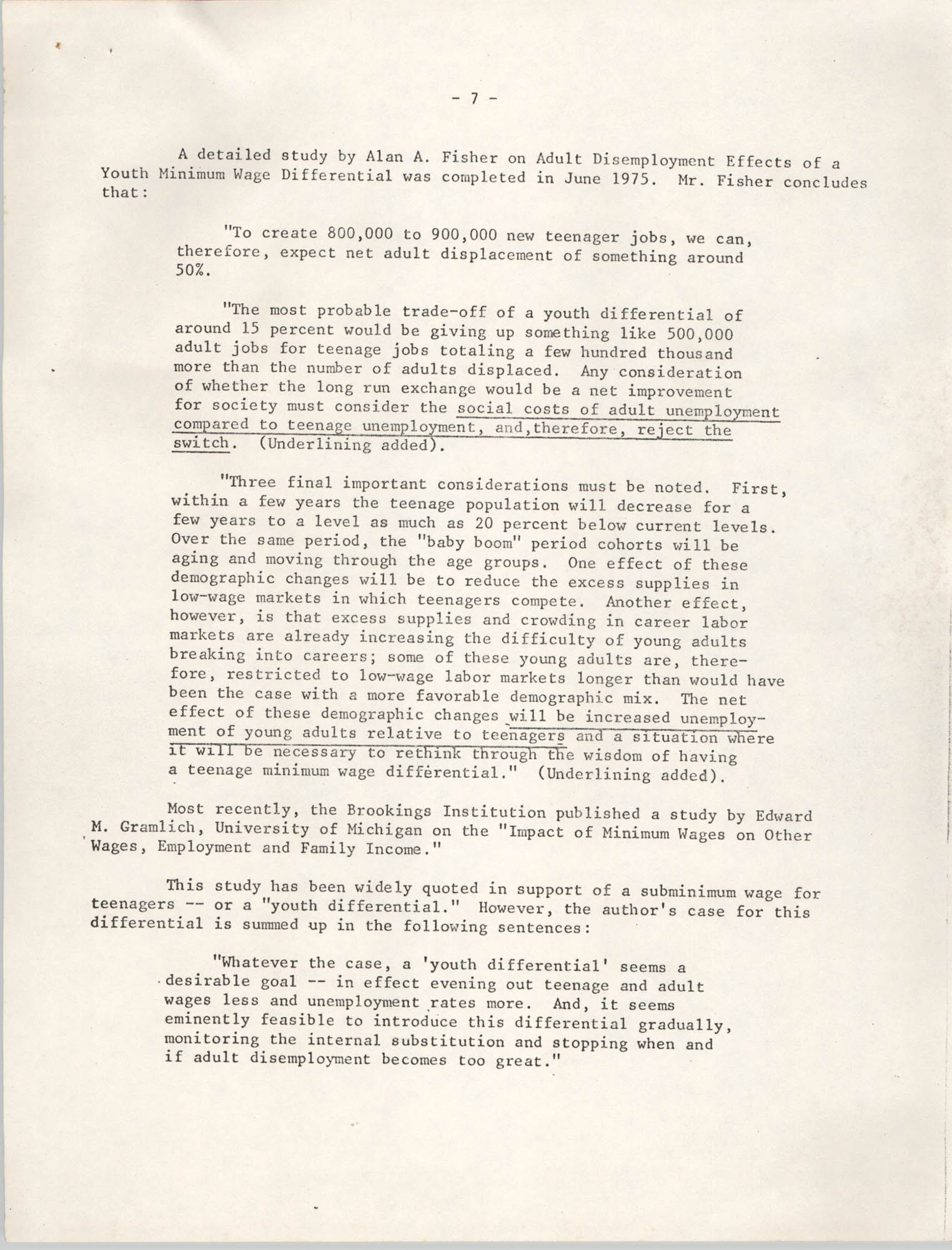 1977 Amendments to the Fair Labor Standards Act, Page 7