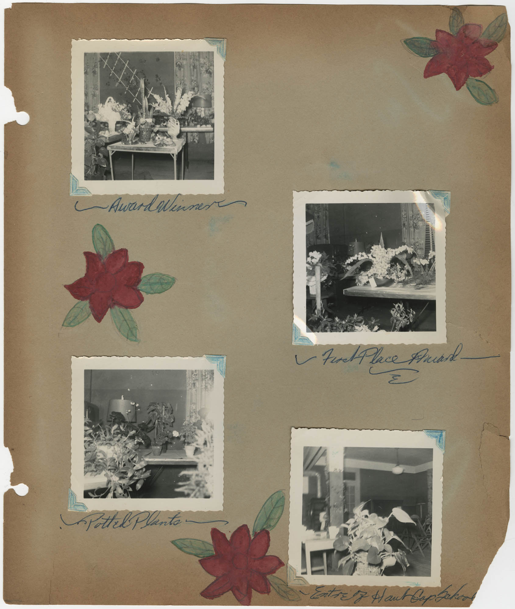 Coming Street Y.W.C.A. Scrapbook, 1953-1957, Page 99