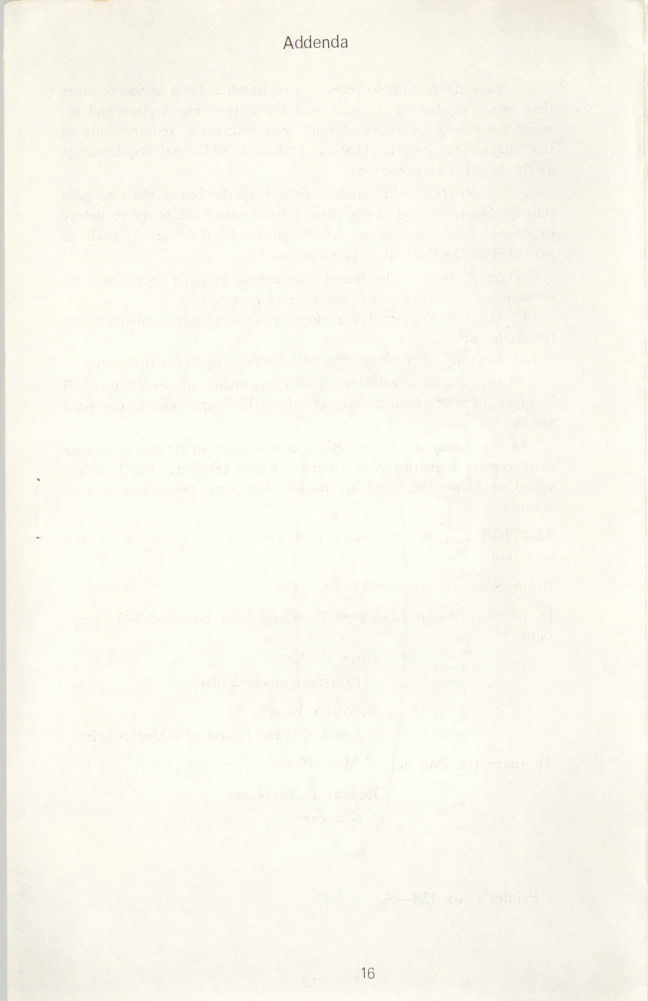 State of South Carolina Directory of Registered Social Workers, 1972, Page 16