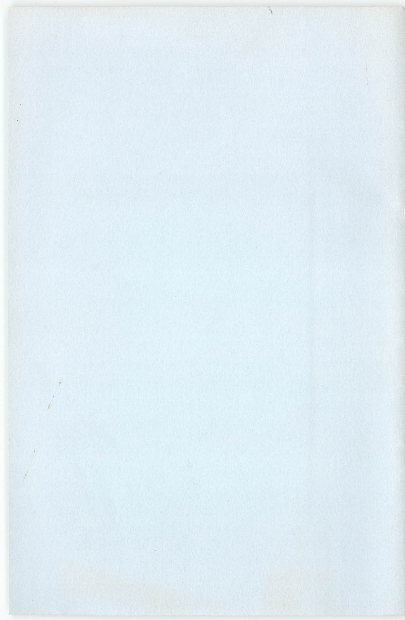 State of South Carolina Directory of Registered Social Workers, 1977, Back Cover