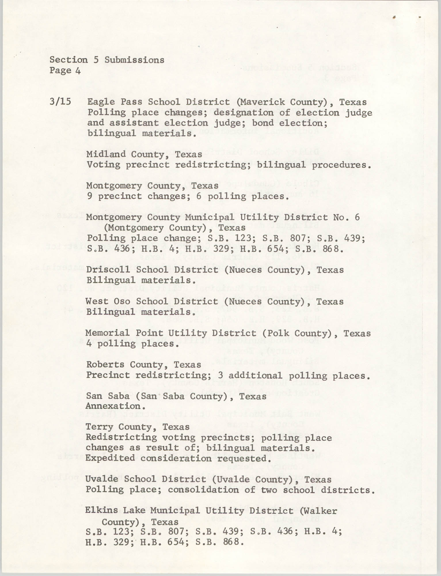 United States Department of Justice Notice, March 26, 1976, Page 4