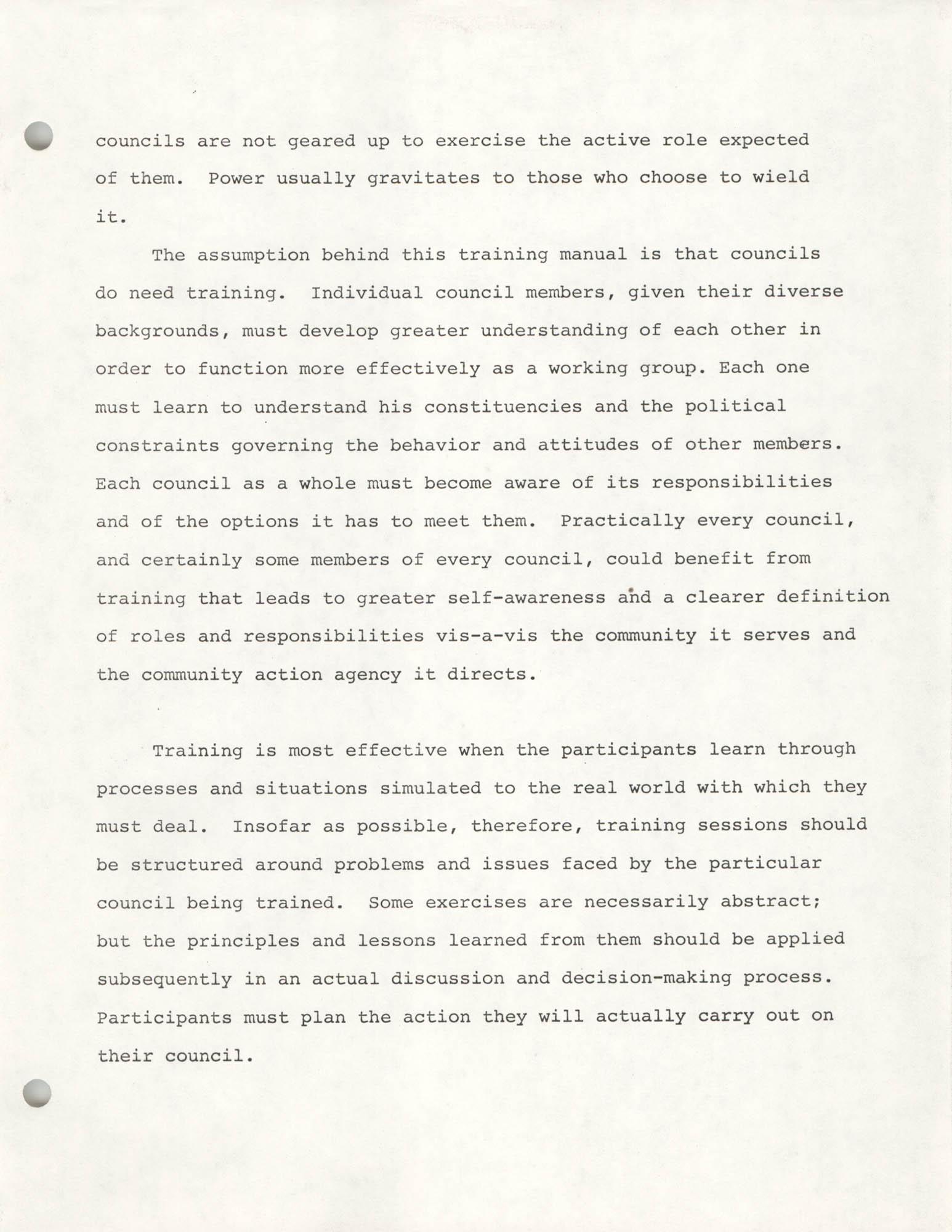 COBRA Rudimentary Training Manual, Page 2