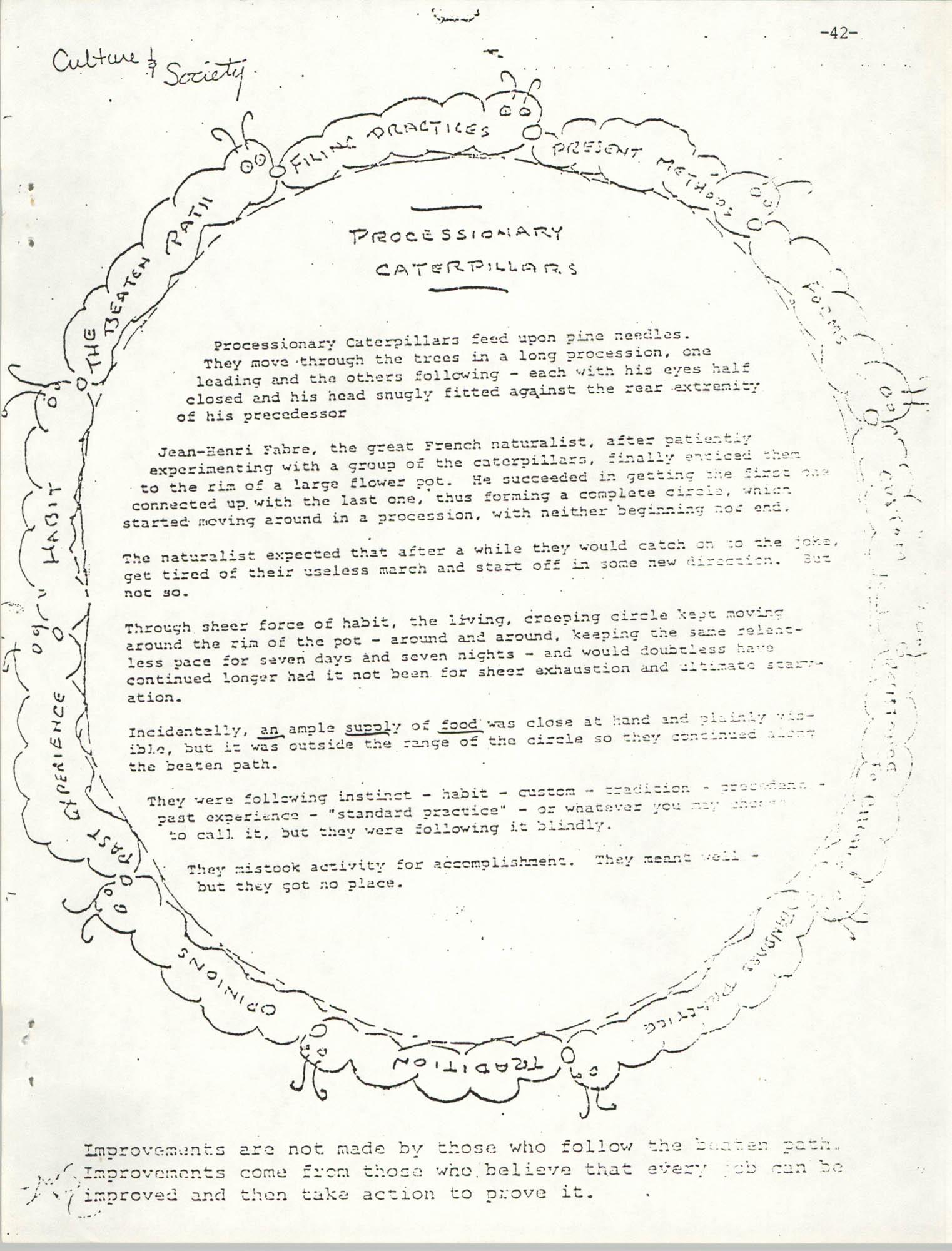 NAACP Mandatory Training Handbook, 1989, Page 42