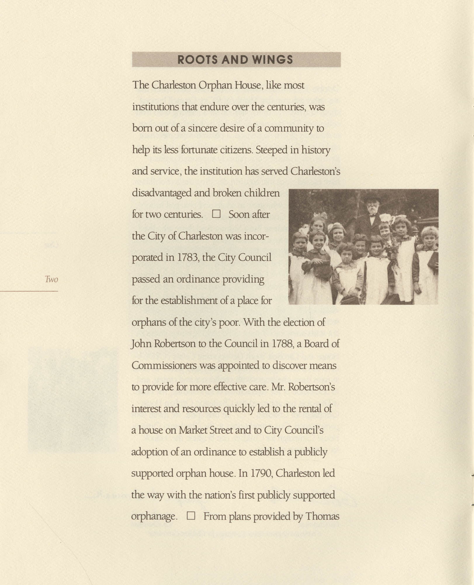 Campaign for Children: Brightening the Outlook for Generations to Come, Page 2