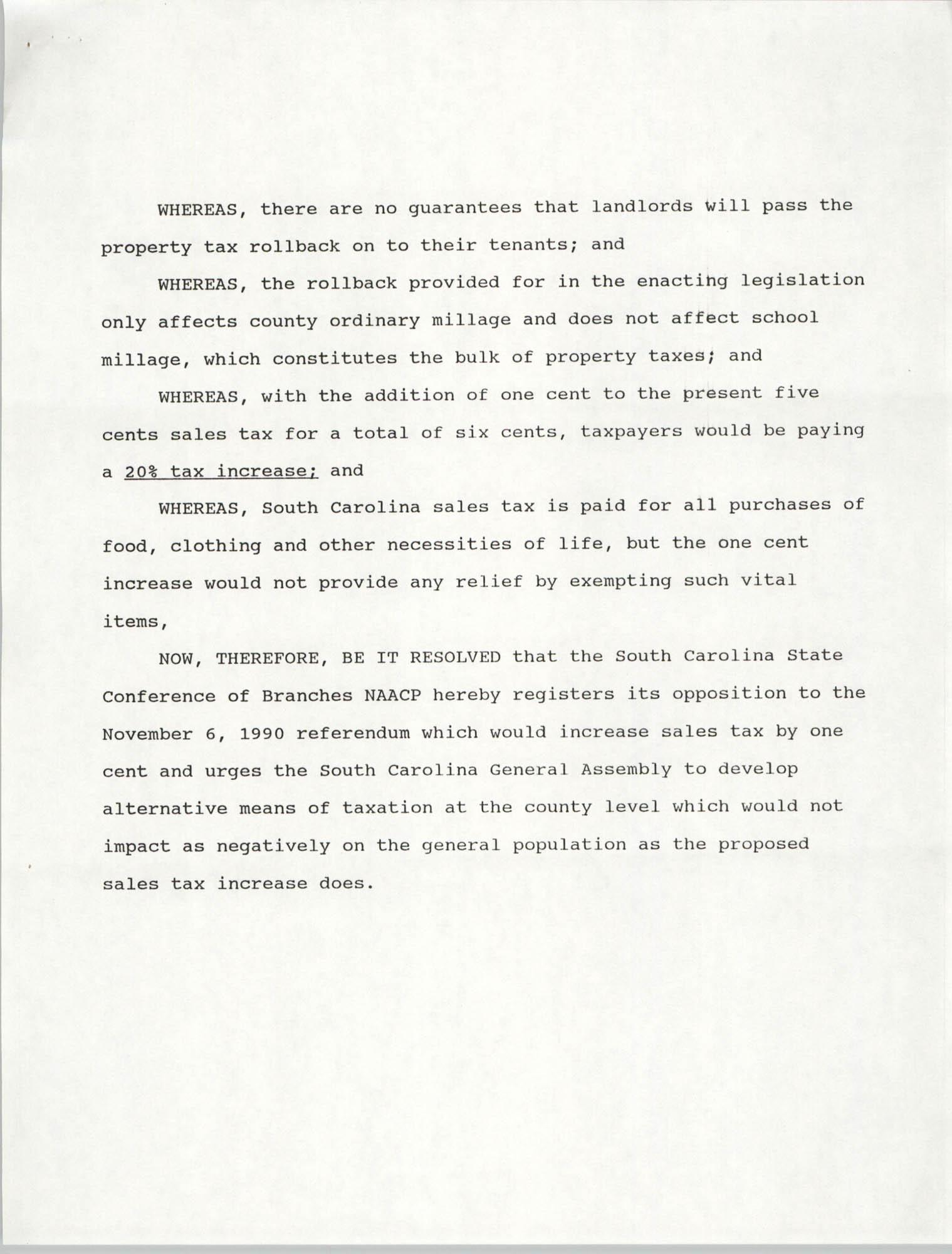 Local Option Sales Tax Referendum, Page 2