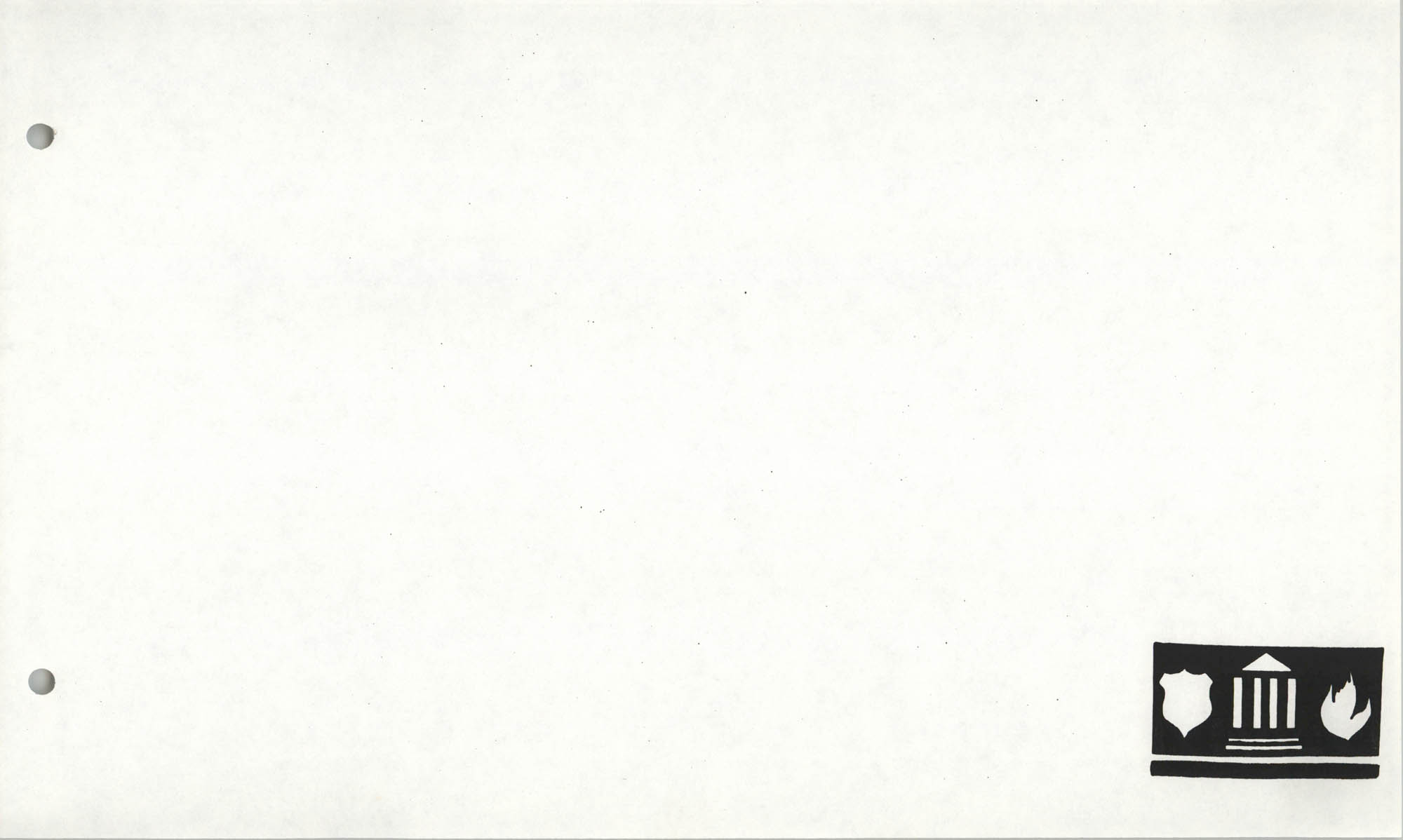 The City Council of Charleston, South Carolina, 1993 Budget, Blank