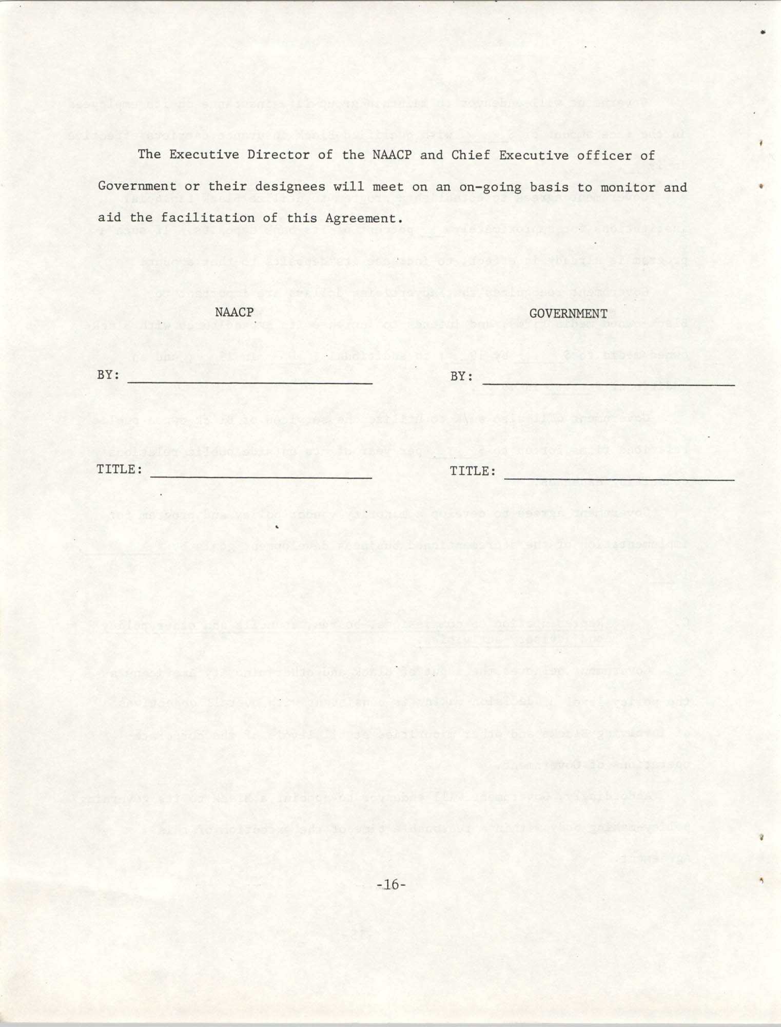 Governmental Fair Share Workshop for South Carolina Conference of Branches, October 11, 1985, Page 16