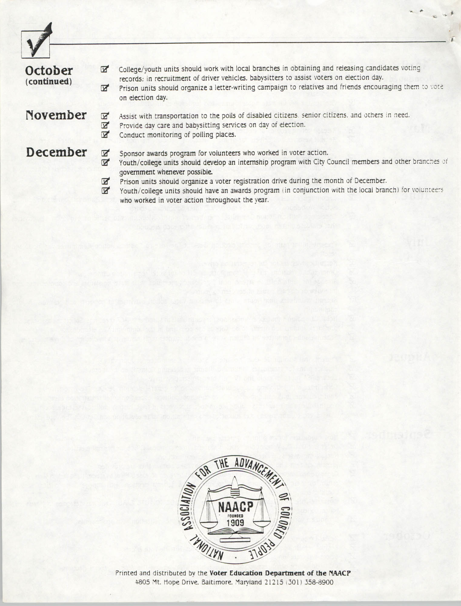 Memorandum, Clifford J. Collins, September 1991, Page 5