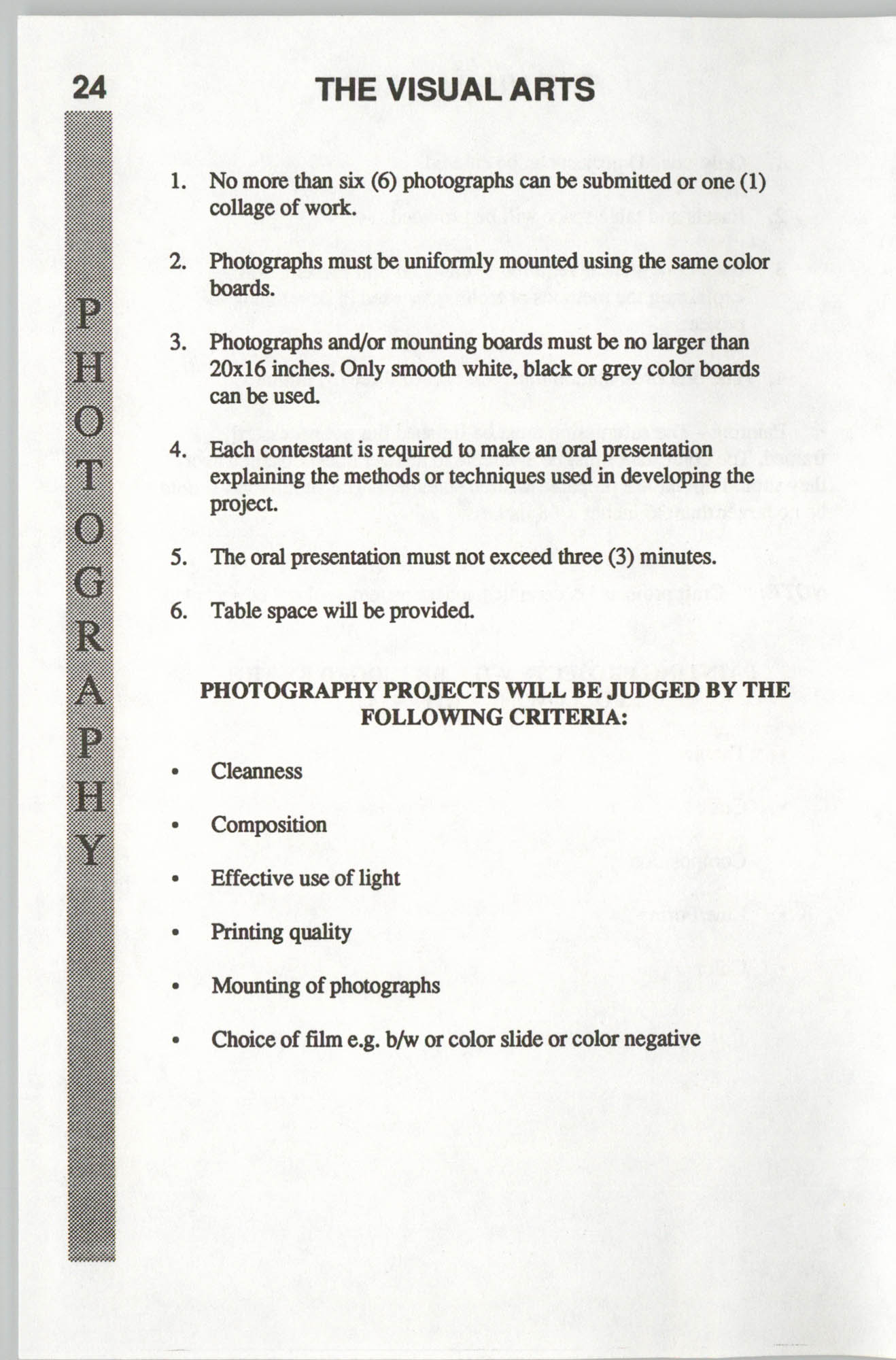 Brochure, ACT-SO Program, NAACP, 1992, Page 24