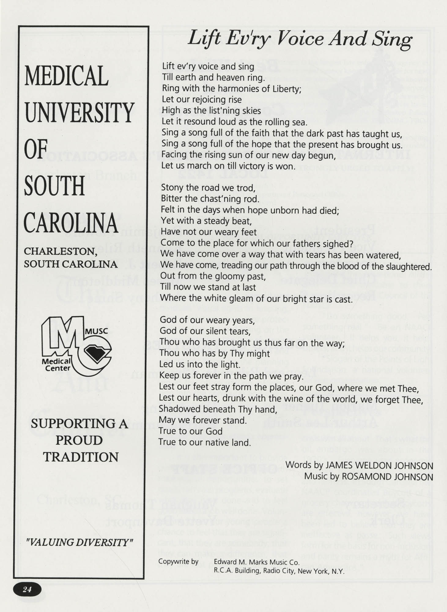 Freedom Fund Magazine, 1992, Page 24