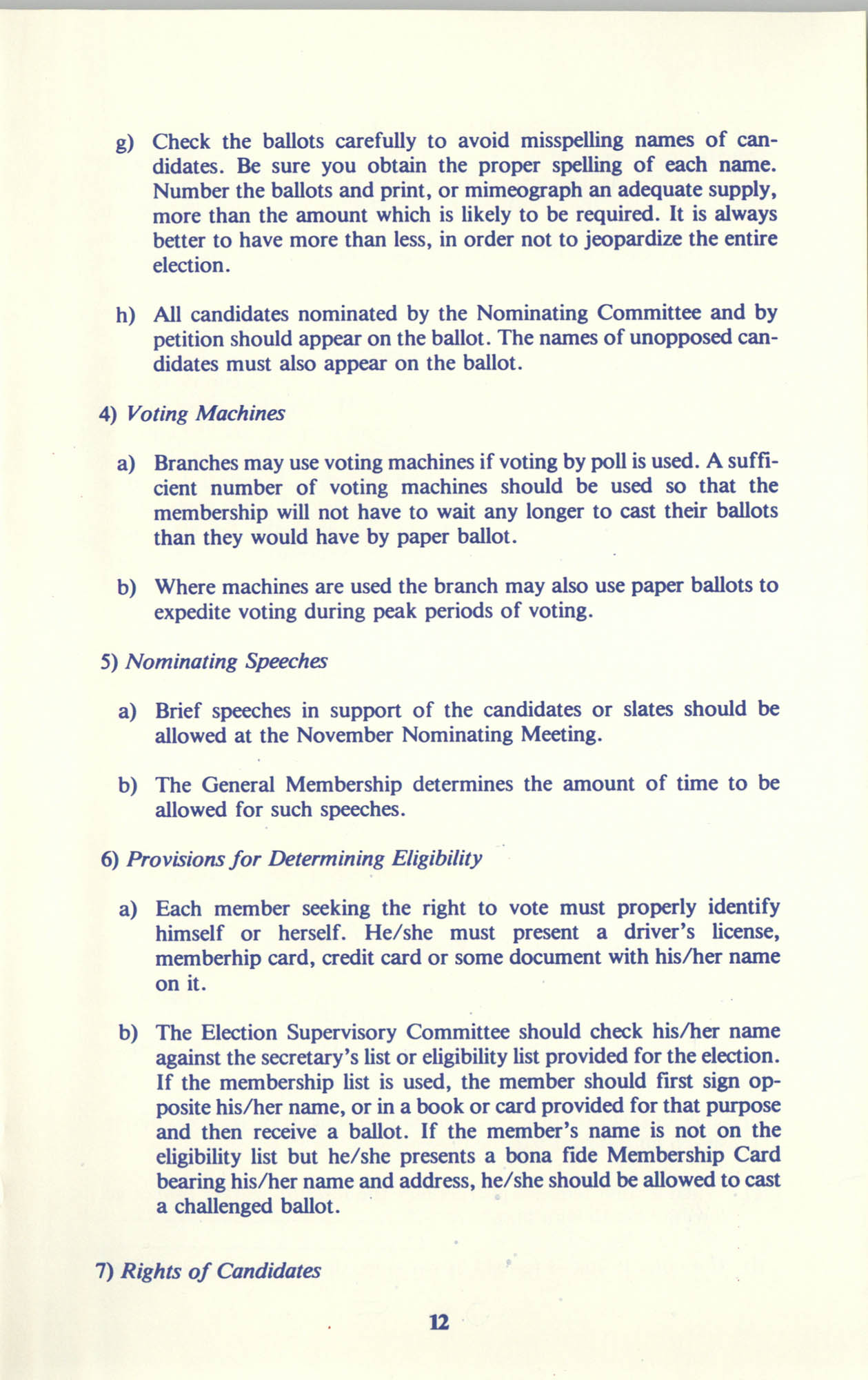 Manual on Branch Election Procedure, Page 12