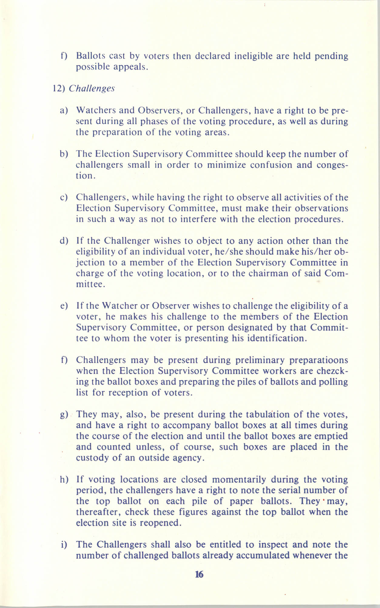 Manual on Branch Election Procedure, Page 16