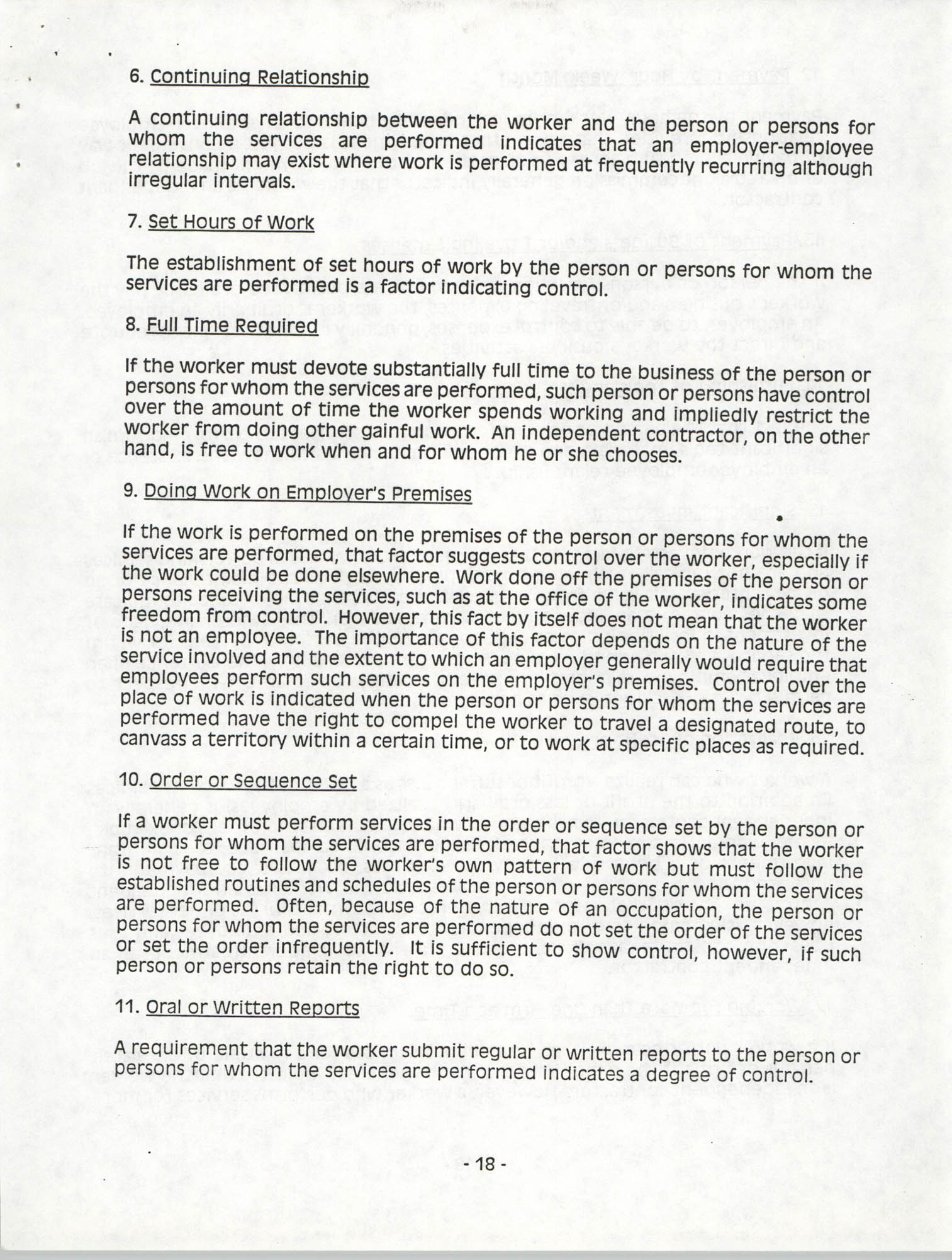 Tax Responsibilities of NAACP Branches as 501(c) (4) Entities, Page 18