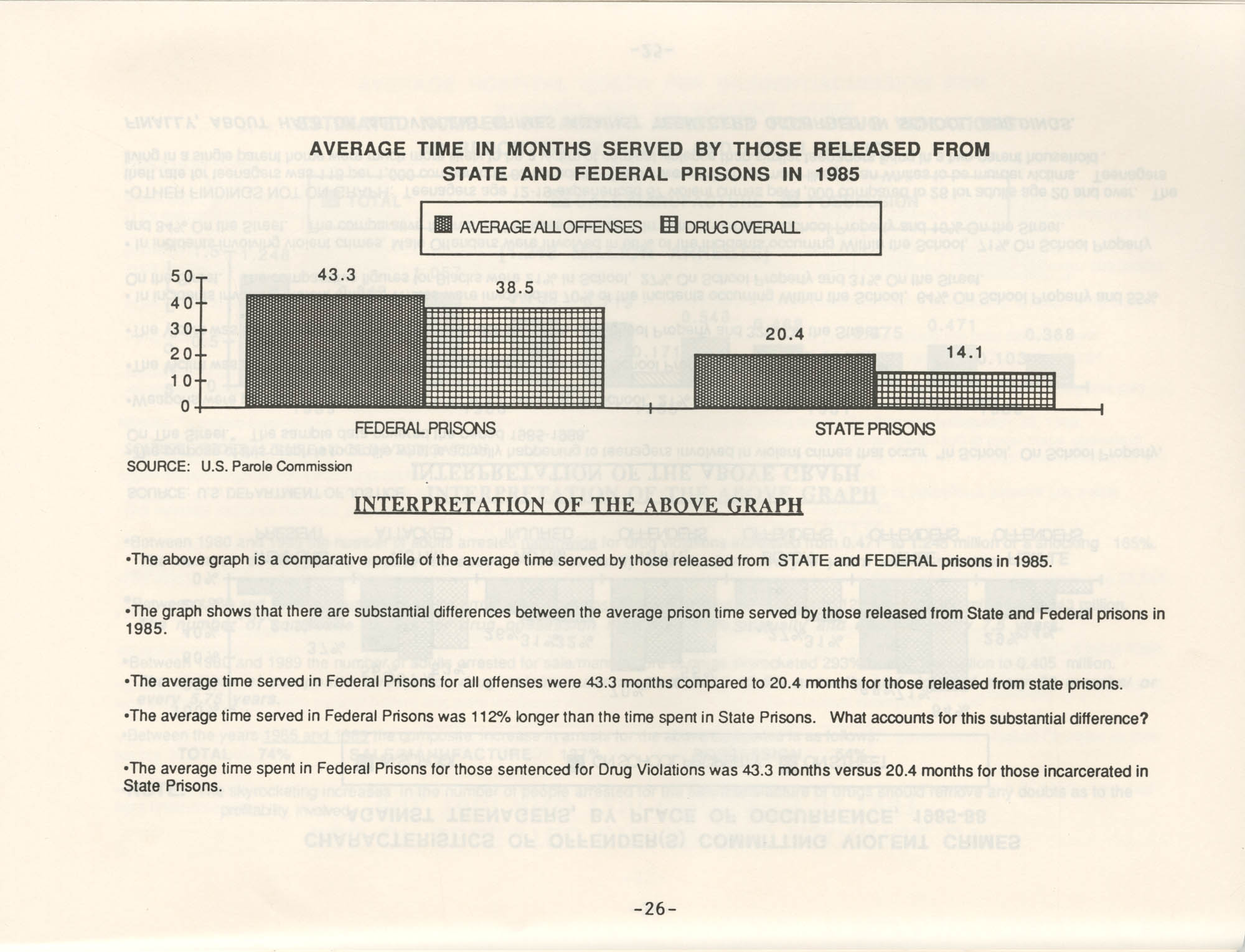 Crime and Criminal Activities in the U.S.A., NAACP National Board of Directors, Page 26