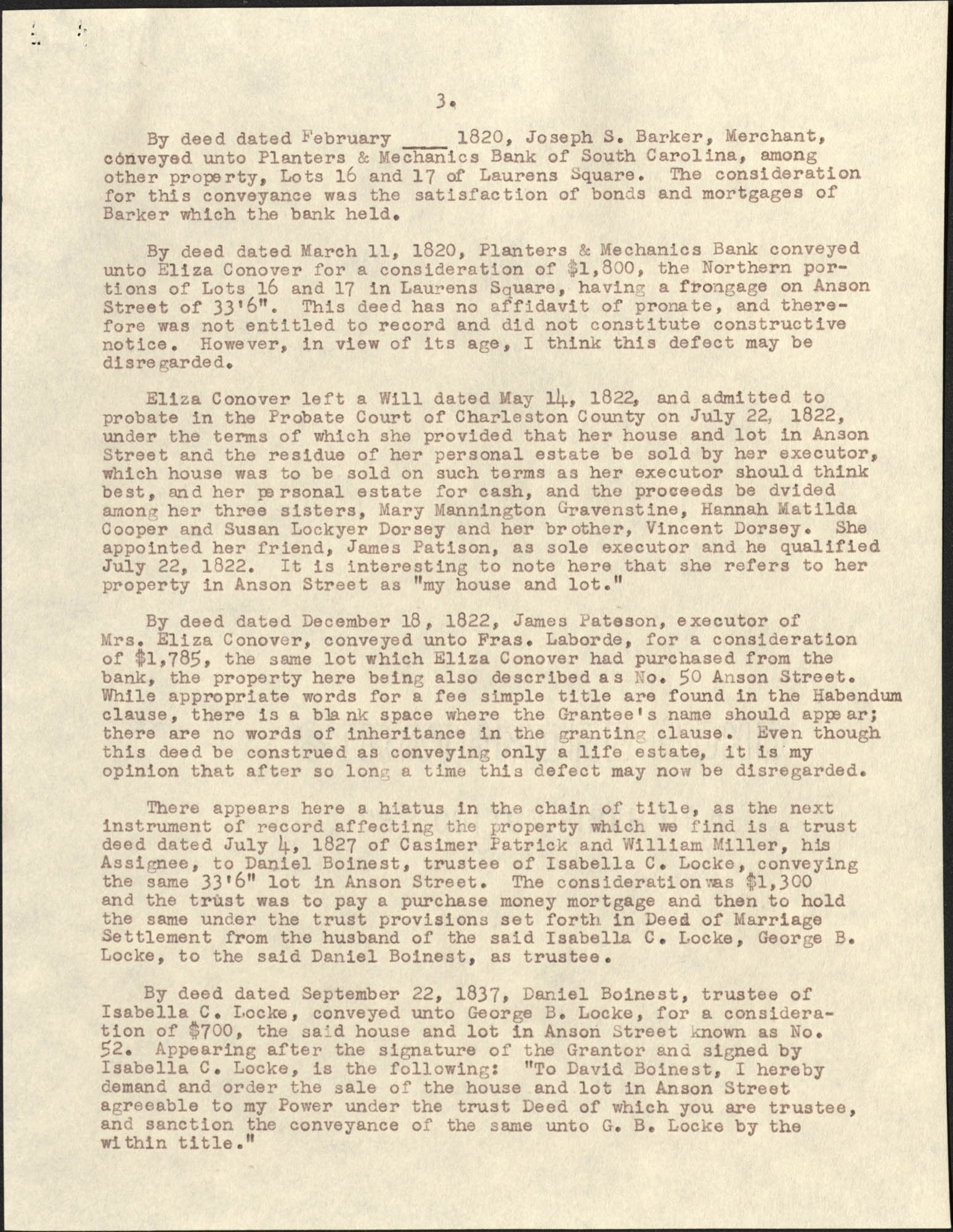 Letter from S. Henry Edmunds to Ben Scott Whaley, May 6, 1959, Page 3