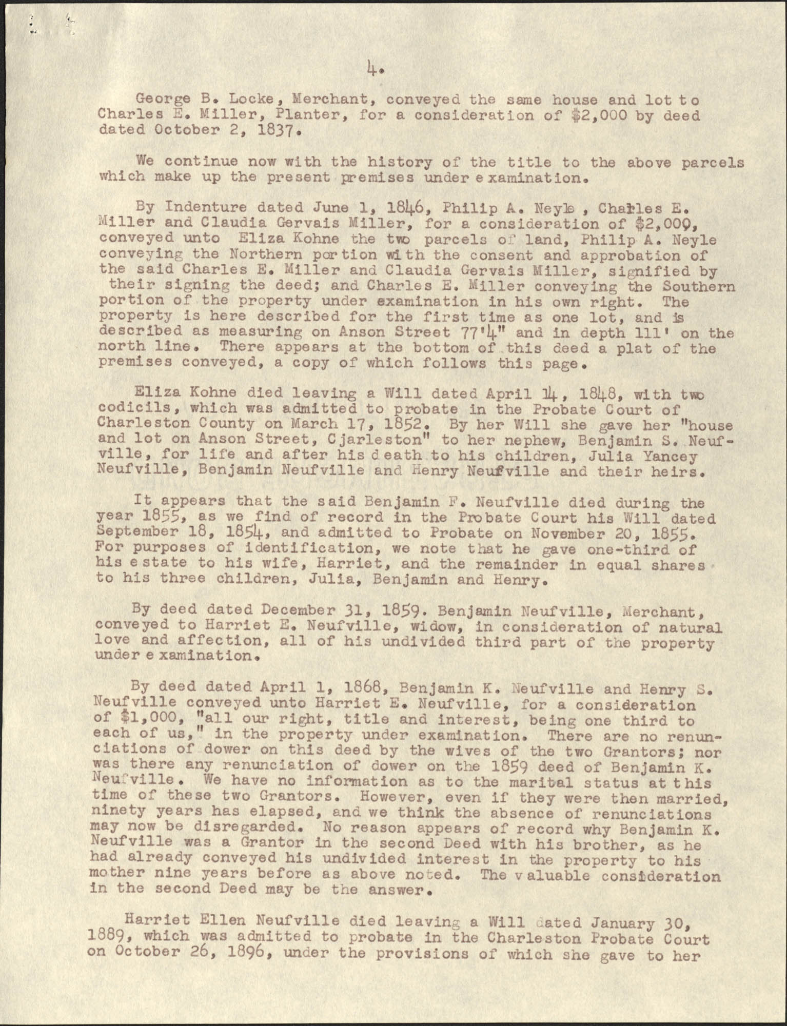 Letter from S. Henry Edmunds to Ben Scott Whaley, May 6, 1959, Page 4