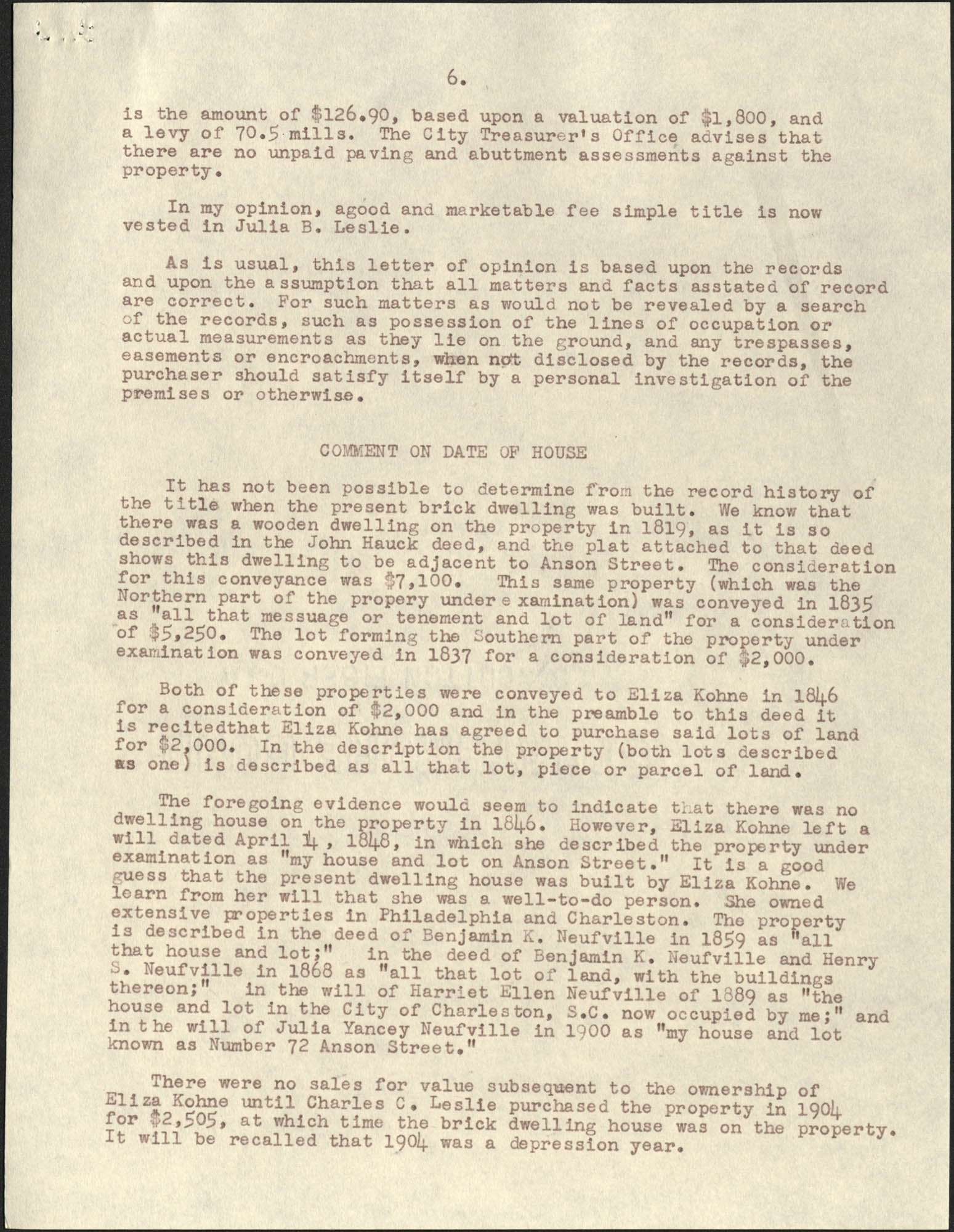 Letter from S. Henry Edmunds to Ben Scott Whaley, May 6, 1959, Page 6