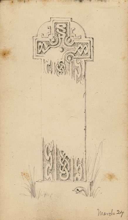 23. Celtic cross