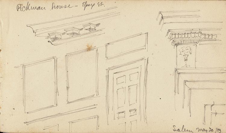 25. Rickman House