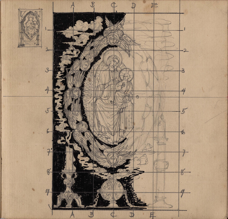 28. Religious panel