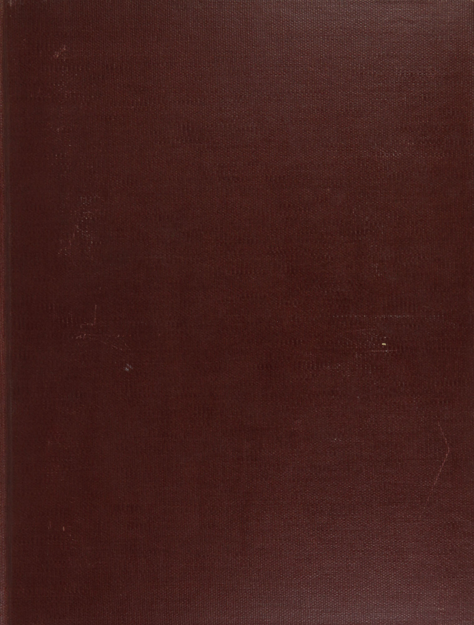 College of Charleston Magazine, 1937-1938, front cover