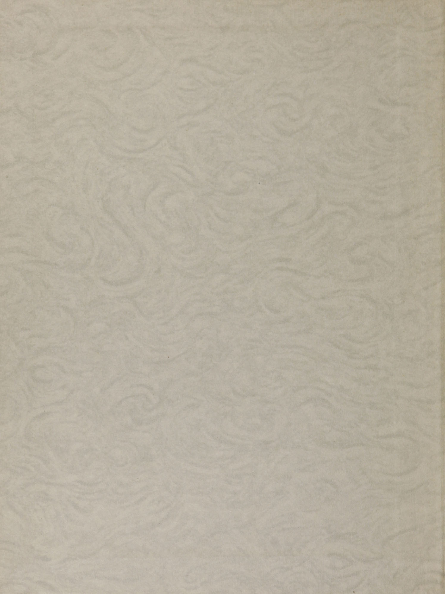 College of Charleston Magazine, 1937-1938, inside front cover