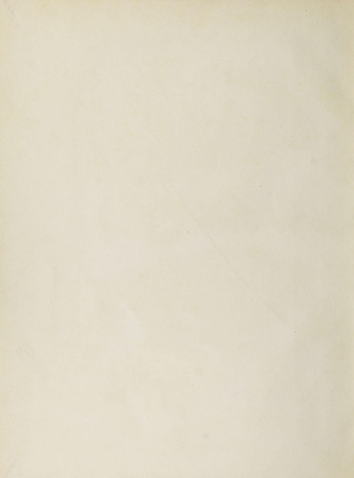 College of Charleston Magazine, 1937-1938, blank page
