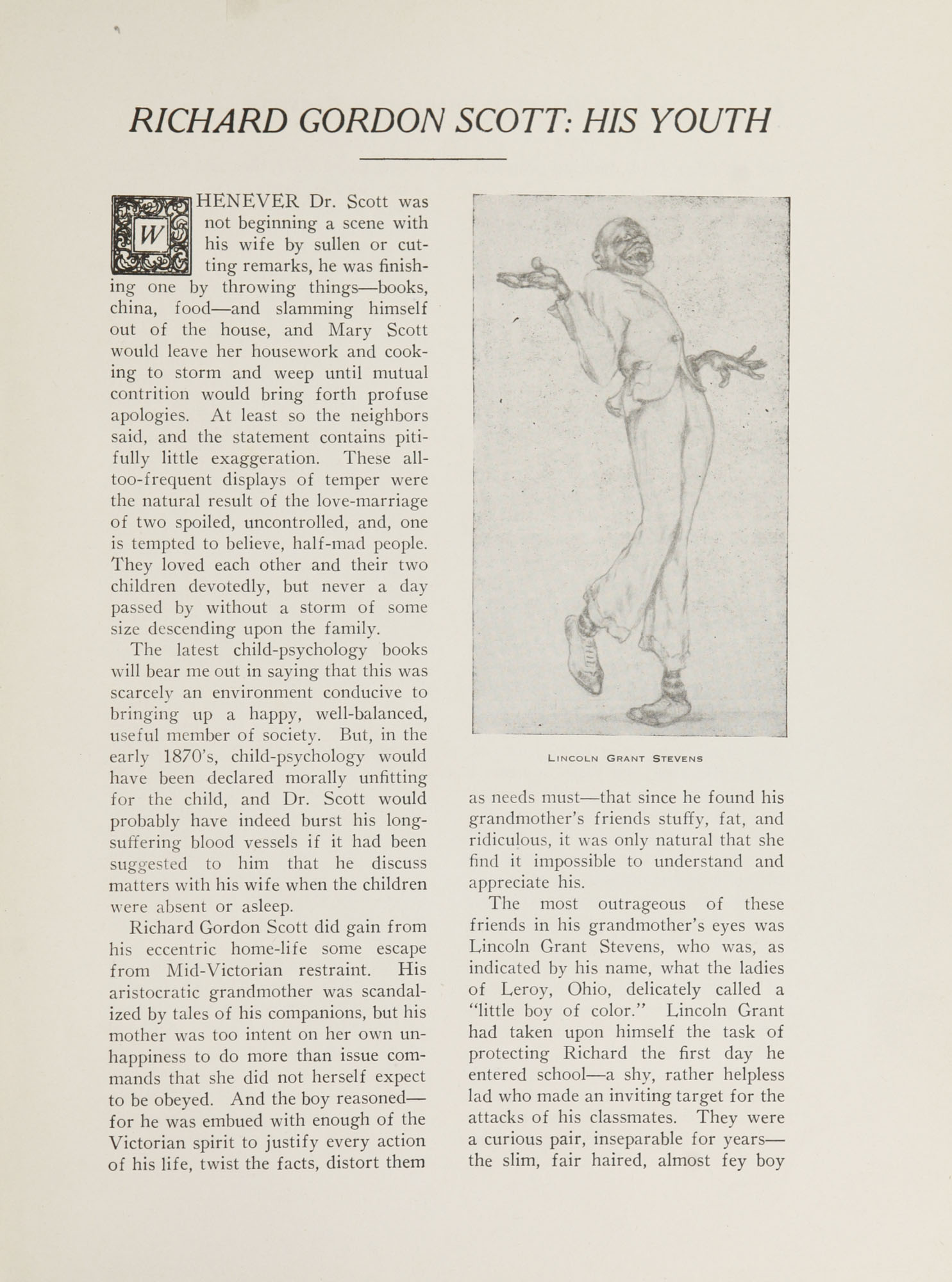 College of Charleston Magazine, 1937-1938, Vol. XXXXI No. 1, page 3