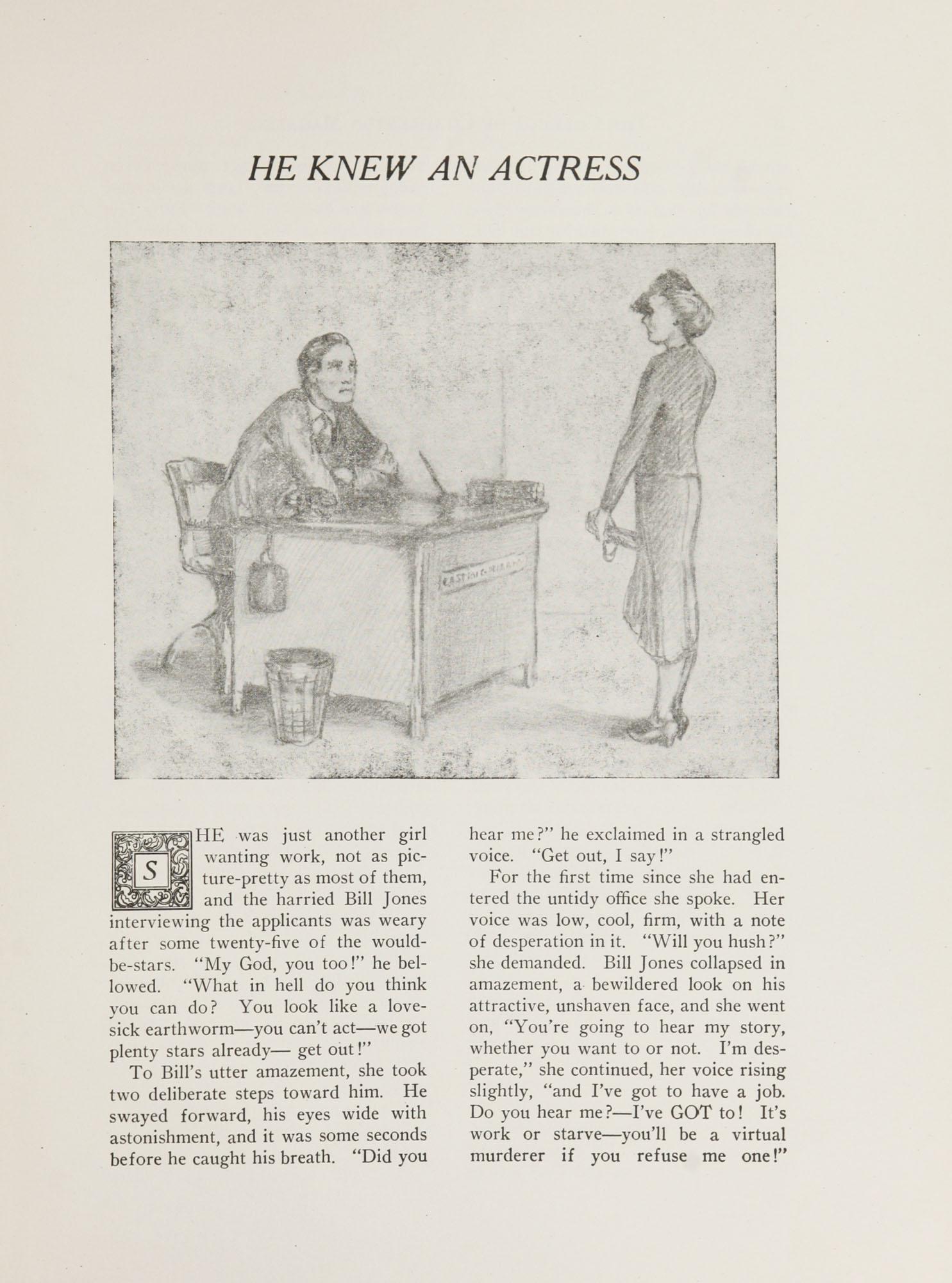 College of Charleston Magazine, 1937-1938, Vol. XXXXI No. 1, page 7