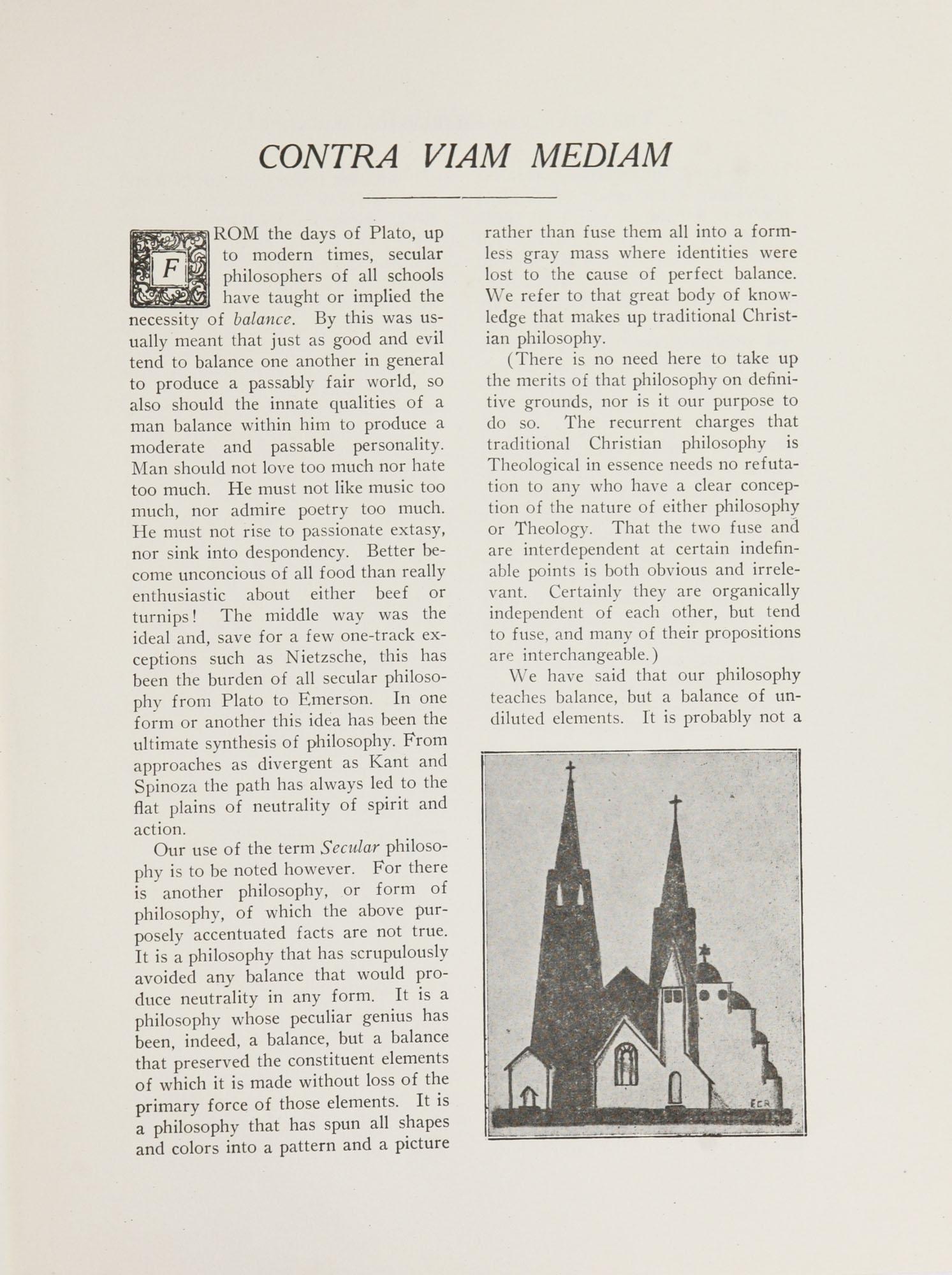College of Charleston Magazine, 1937-1938, Vol. XXXXI No. 1, page 11