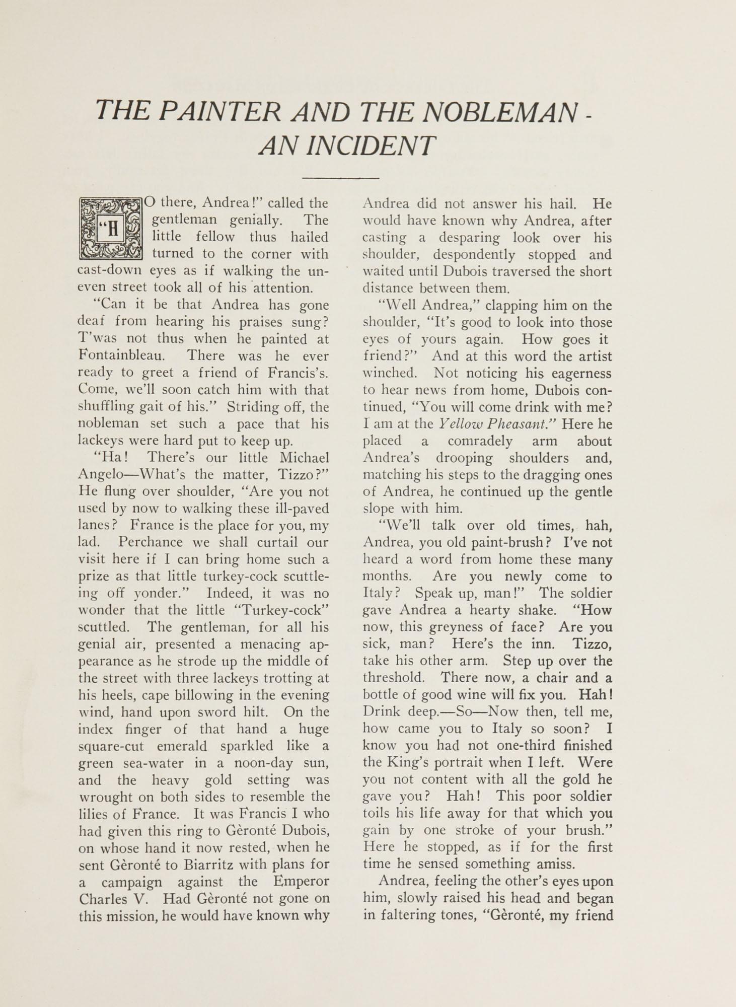 College of Charleston Magazine, 1937-1938, Vol. XXXXI No. 2, page 3