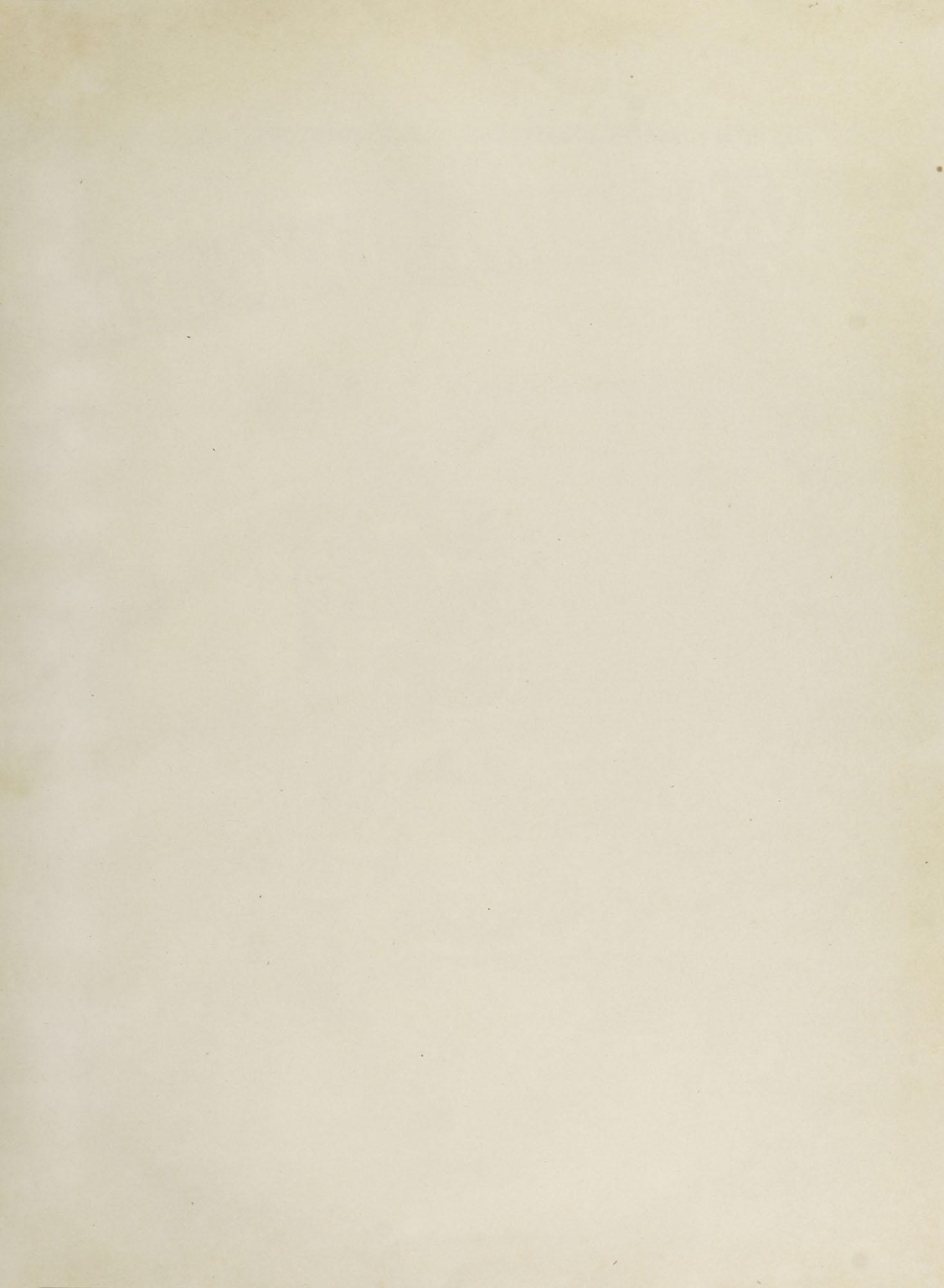 College of Charleston Magazine, 1938-1939, blank page