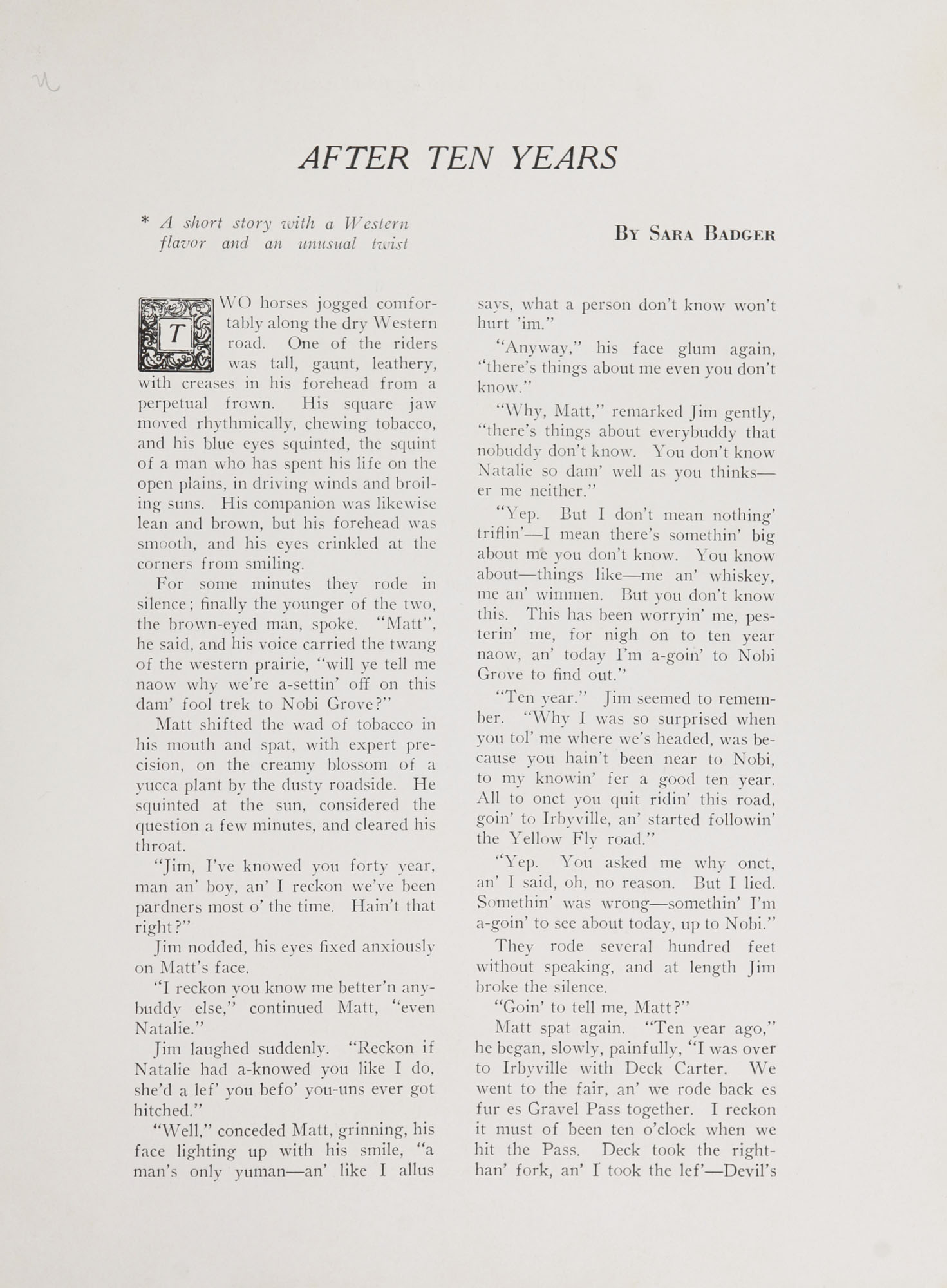 College of Charleston Magazine, 1938-1939, Vol. XXXXII No. 1, page 3