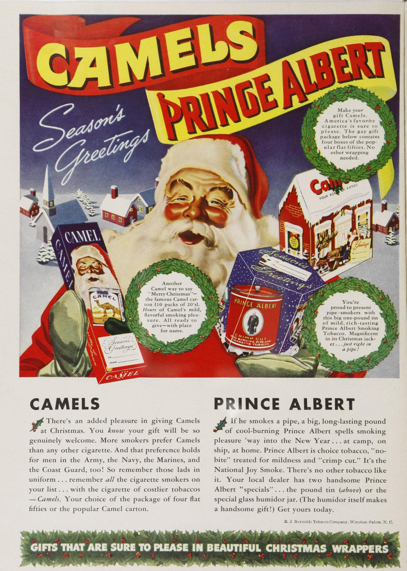 College of Charleston Magazine, 1941-1942, Vol. 45 No. 1, advertisement