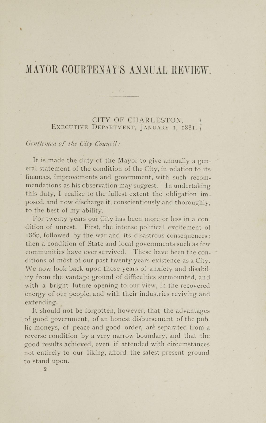 Charleston Year book, 1880, page 1