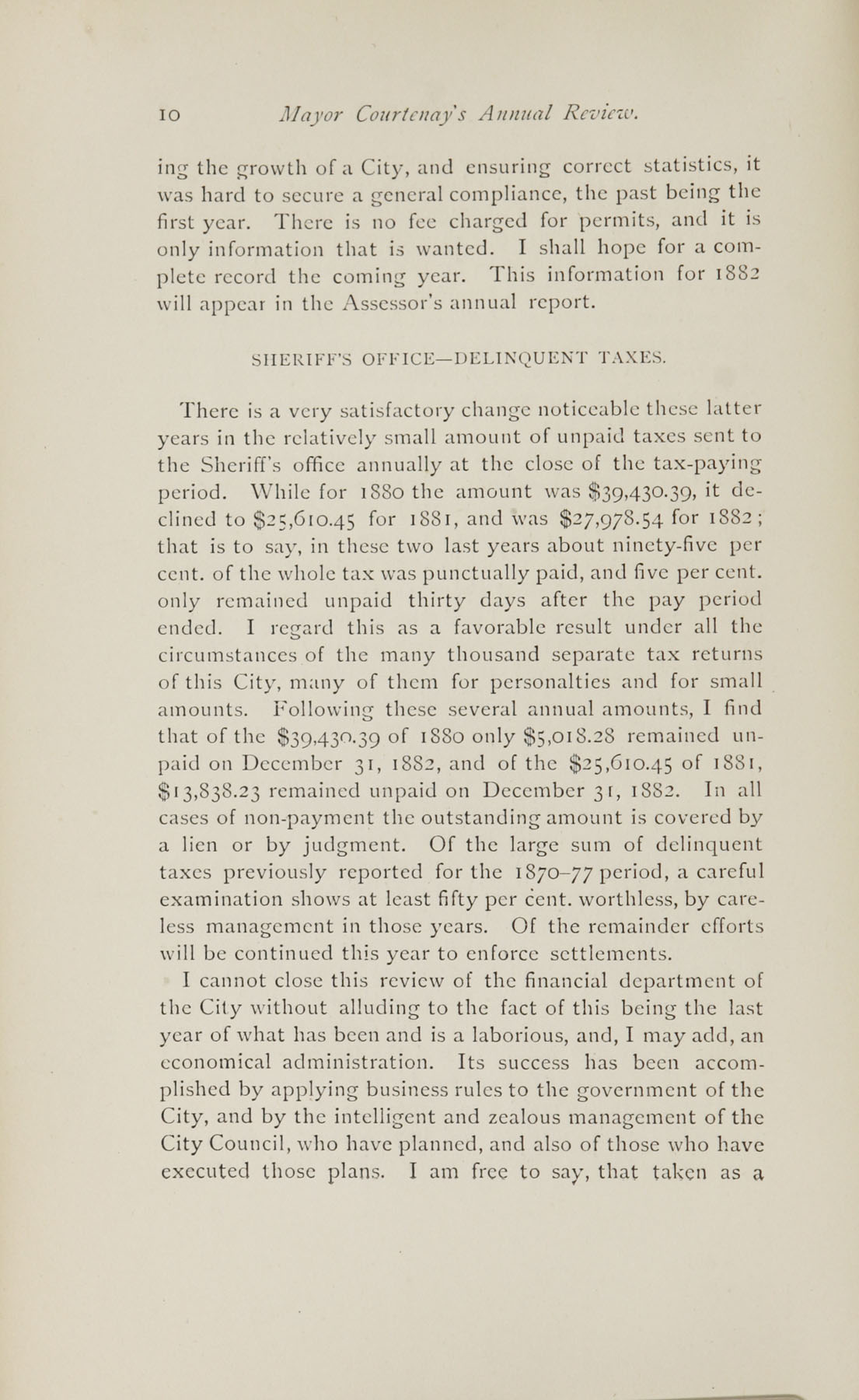 Charleston Yearbook, 1882, page 10