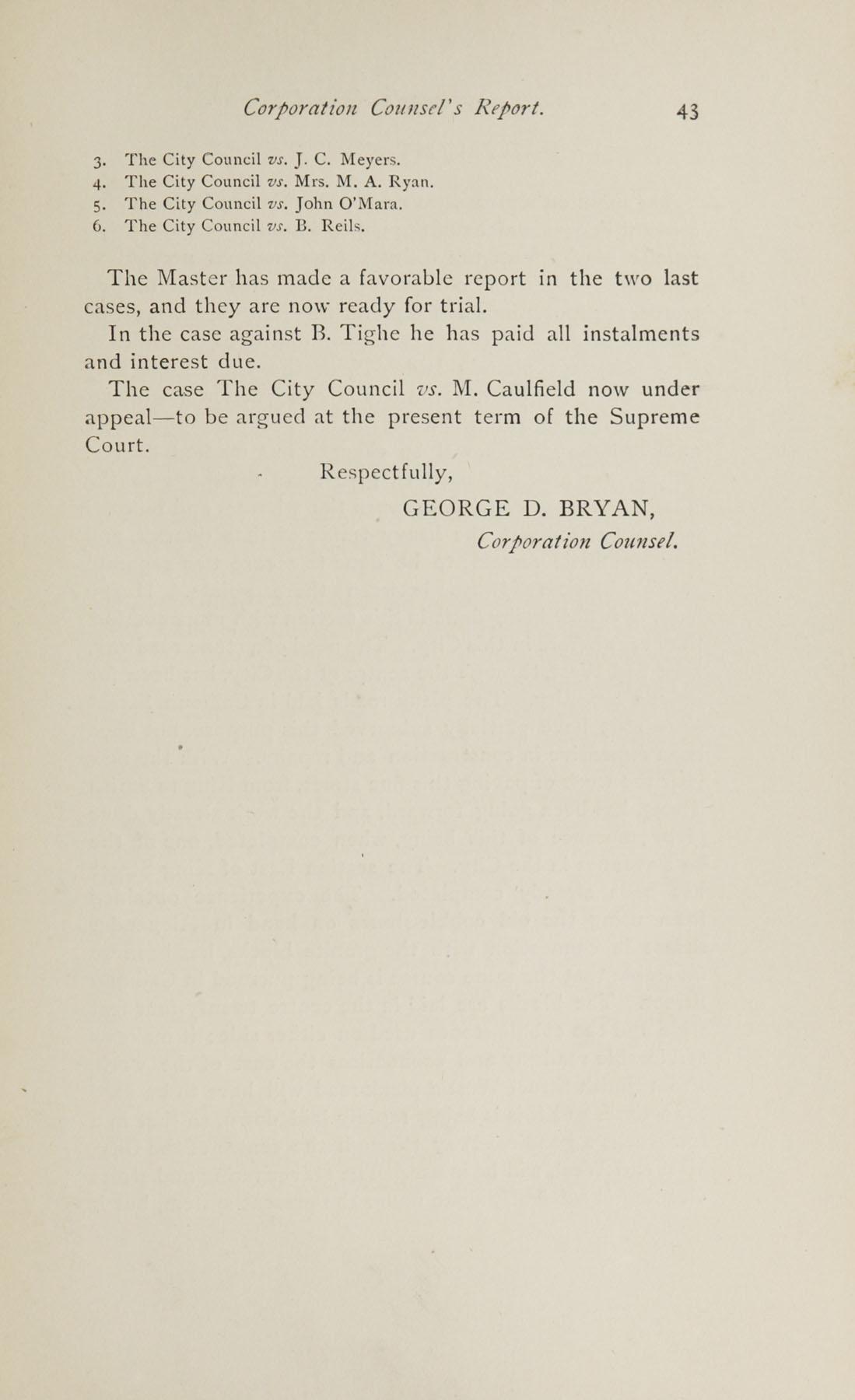Charleston Yearbook, 1882, page 43