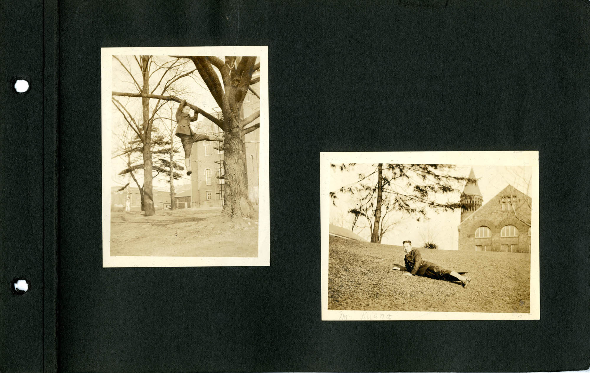Photograph Album of Laura M. Bragg, Page 11