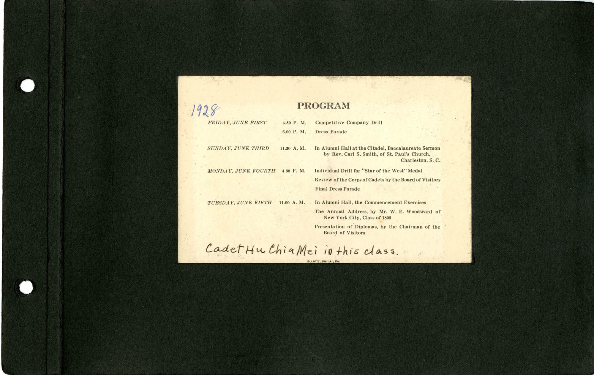 Photograph Album of Laura M. Bragg, Page 30