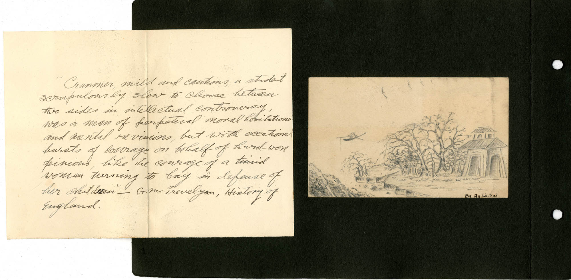 Photograph Album of Laura M. Bragg, Page 32