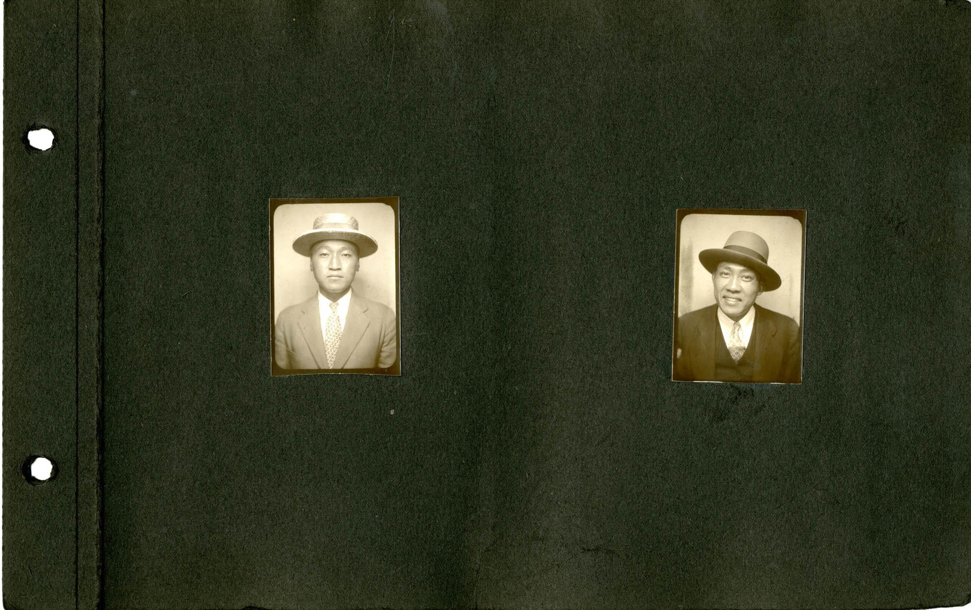 Photograph Album of Laura M. Bragg, Page 37