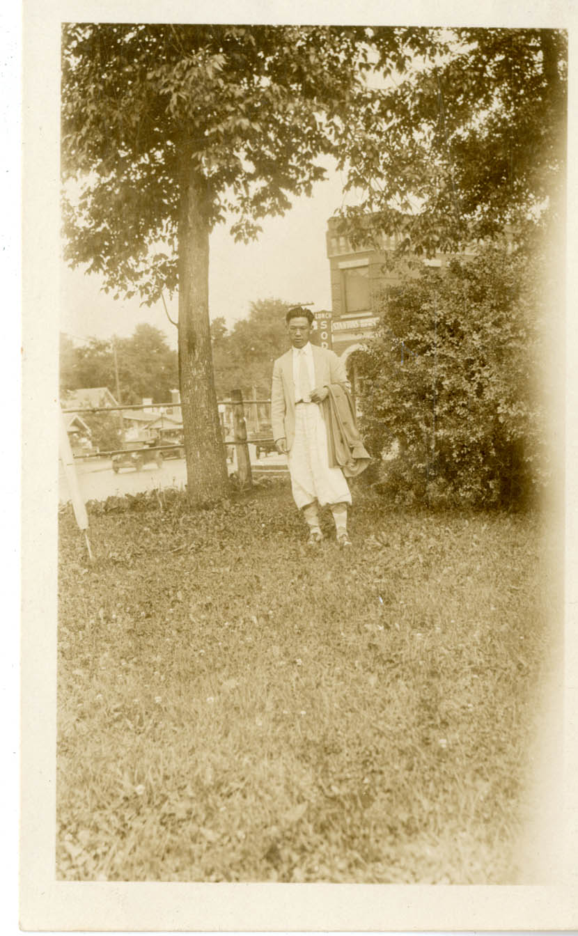 Photograph Album of Laura M. Bragg, Loose Photograph 8