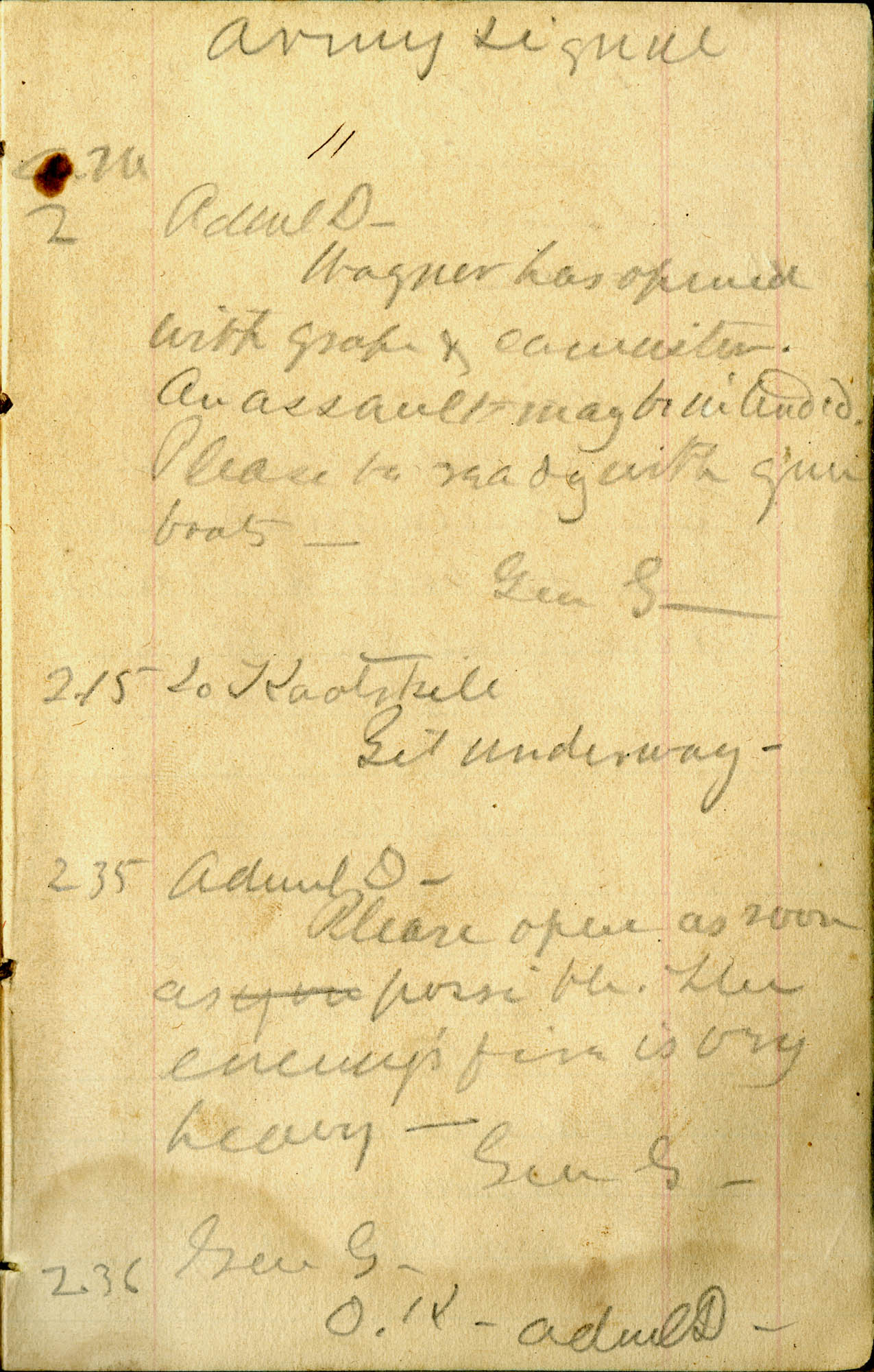 Signal Book, Page 17