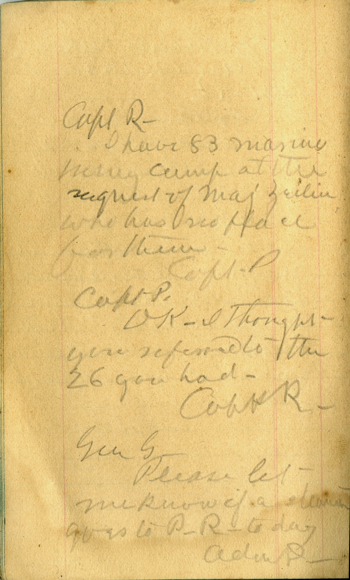 Signal Book, Page 26
