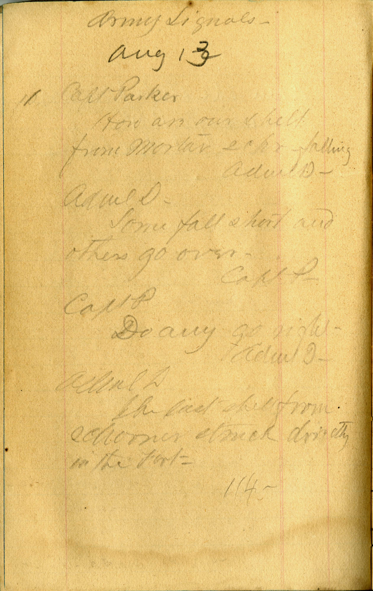 Signal Book, Page 32
