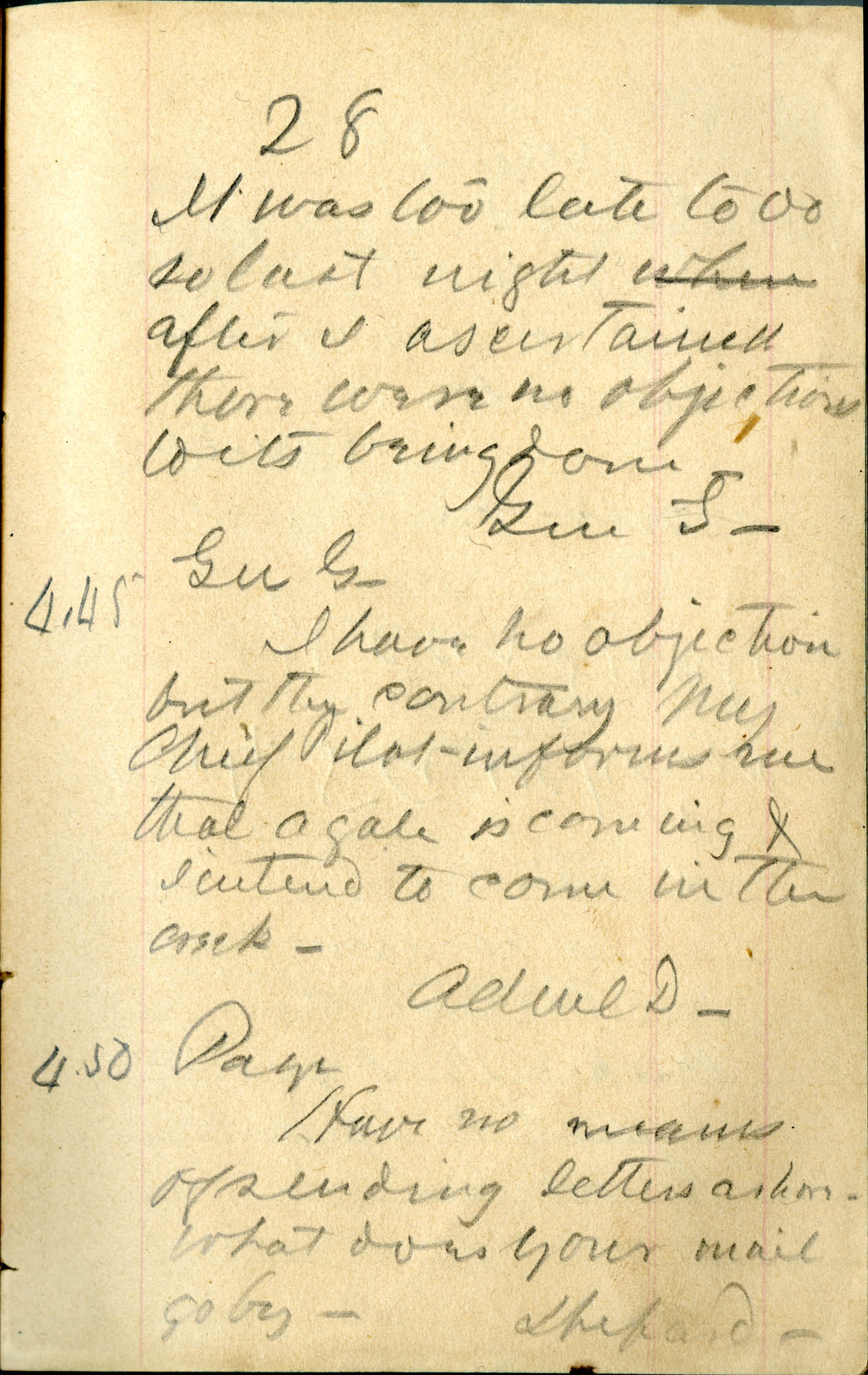 Signal Book, Page 111